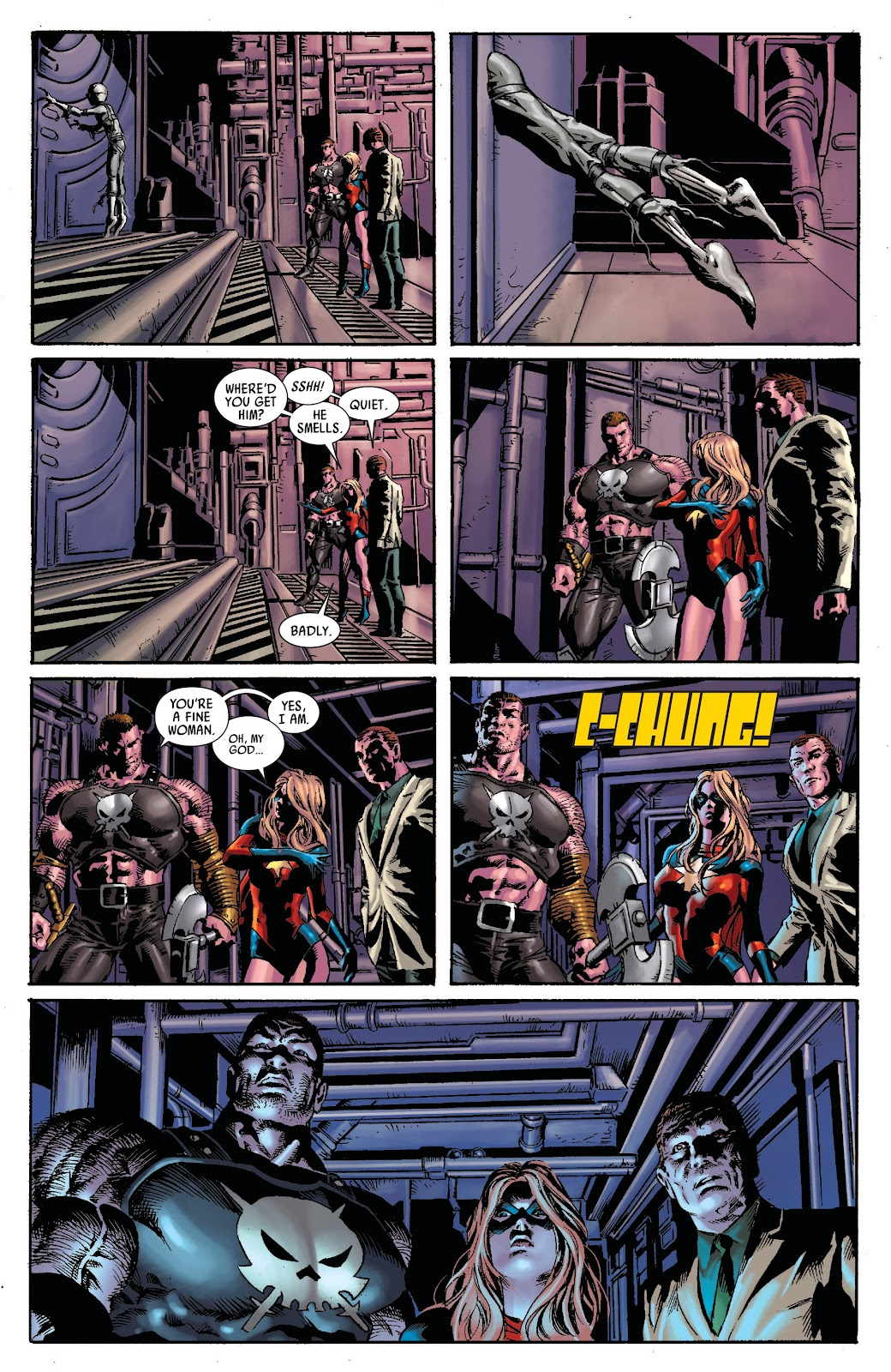 Read online Siege Prelude comic -  Issue # TPB (Part 1) - 27