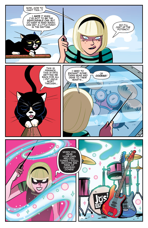 Read online Jughead (2015) comic -  Issue #15 - 12