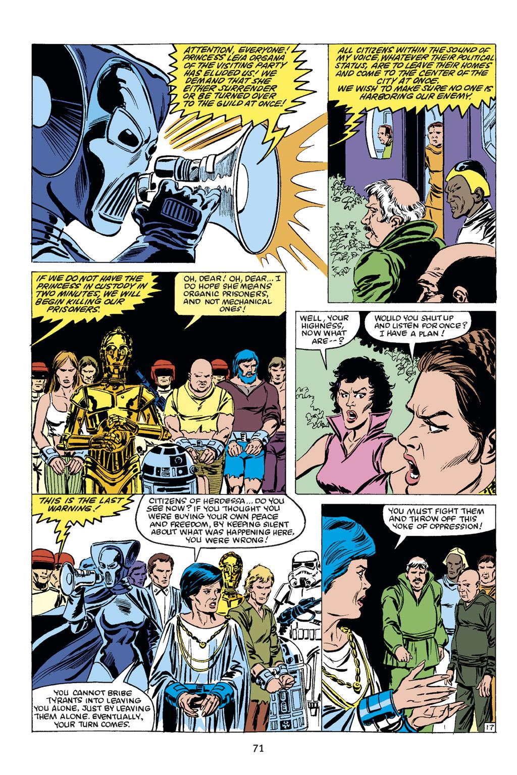 Read online Star Wars Omnibus comic -  Issue # Vol. 21 - 67