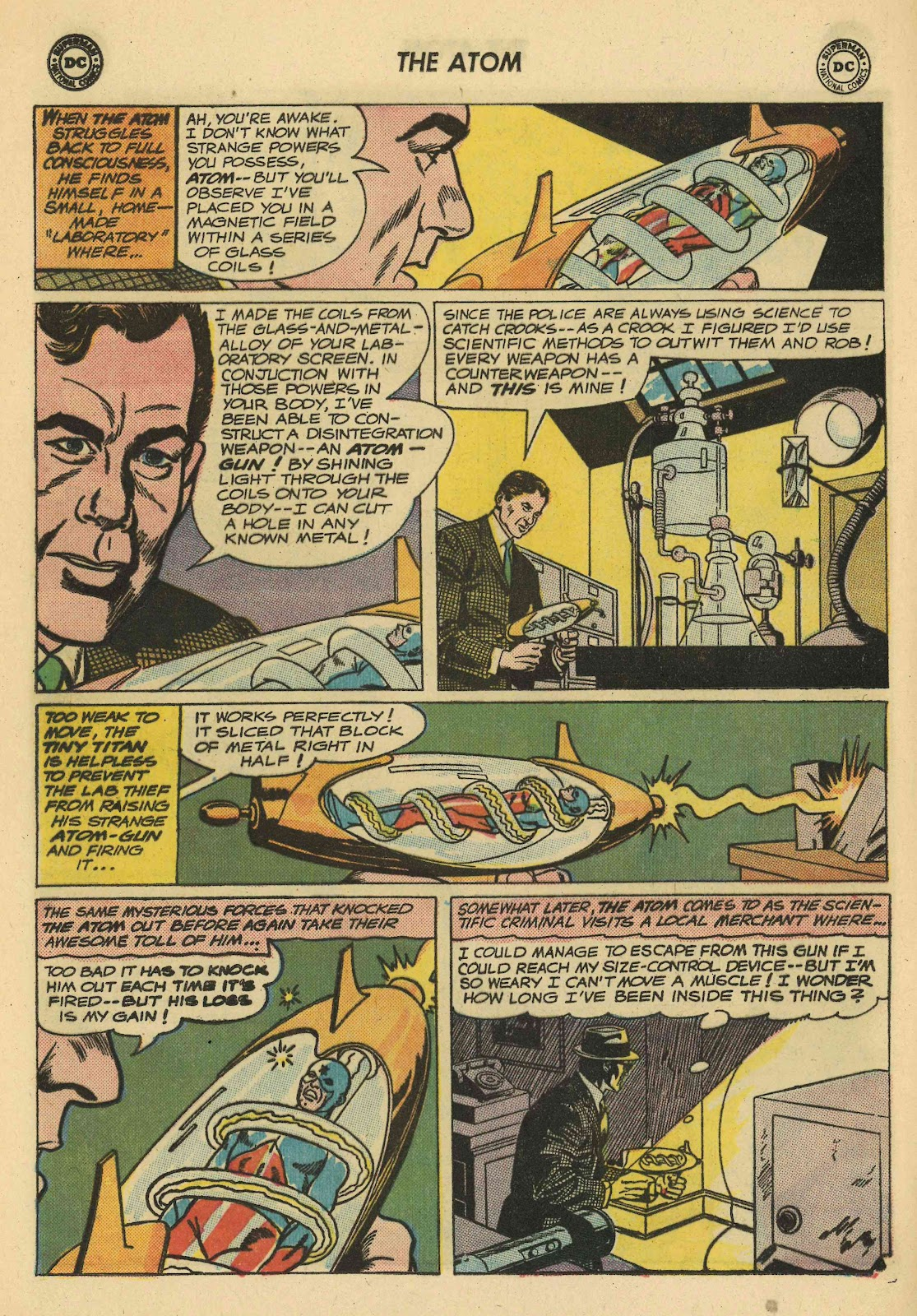 The Atom issue 12 - Page 8