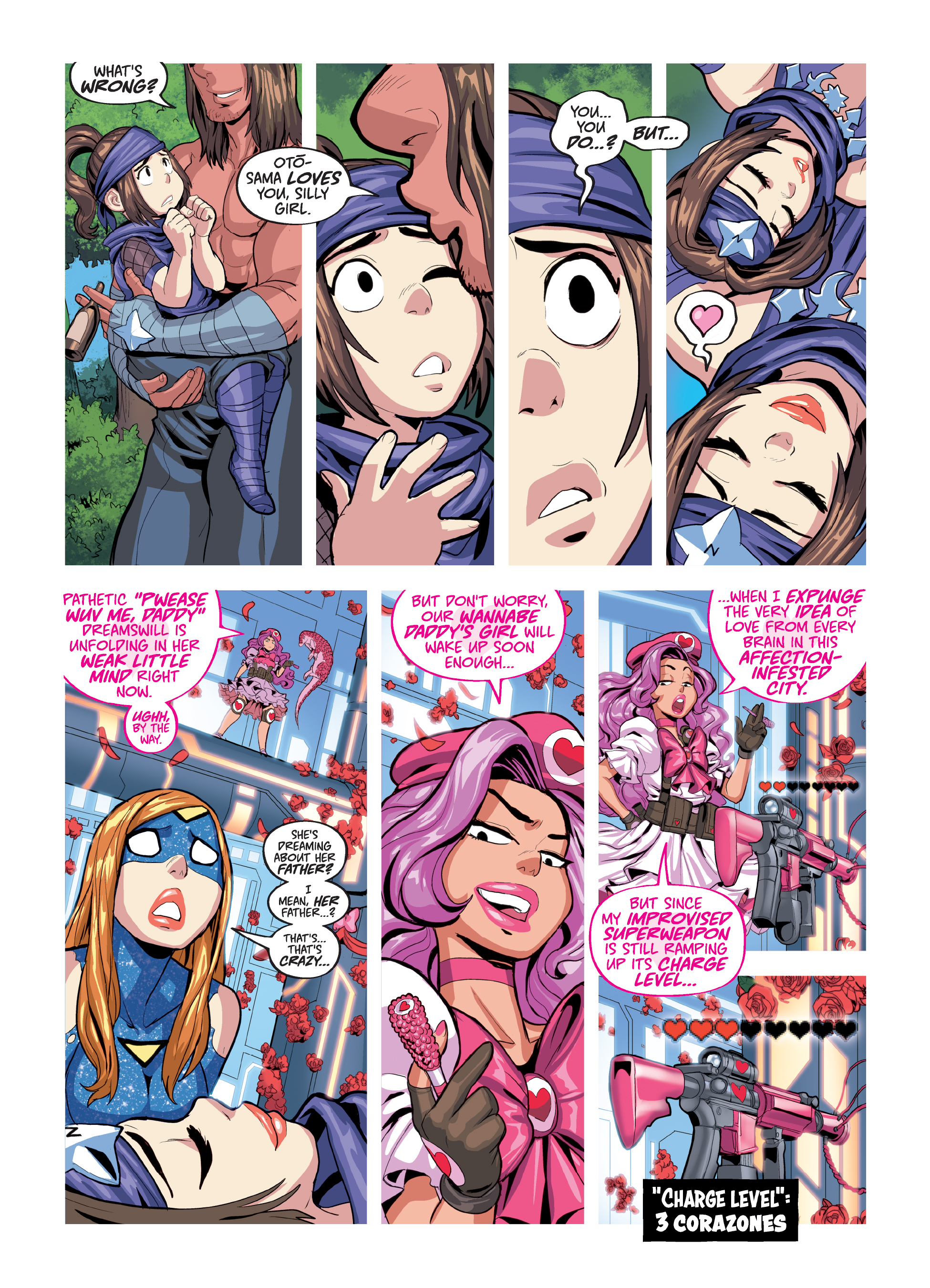 Read online Empowered and the Soldier of Love comic -  Issue #3 - 9