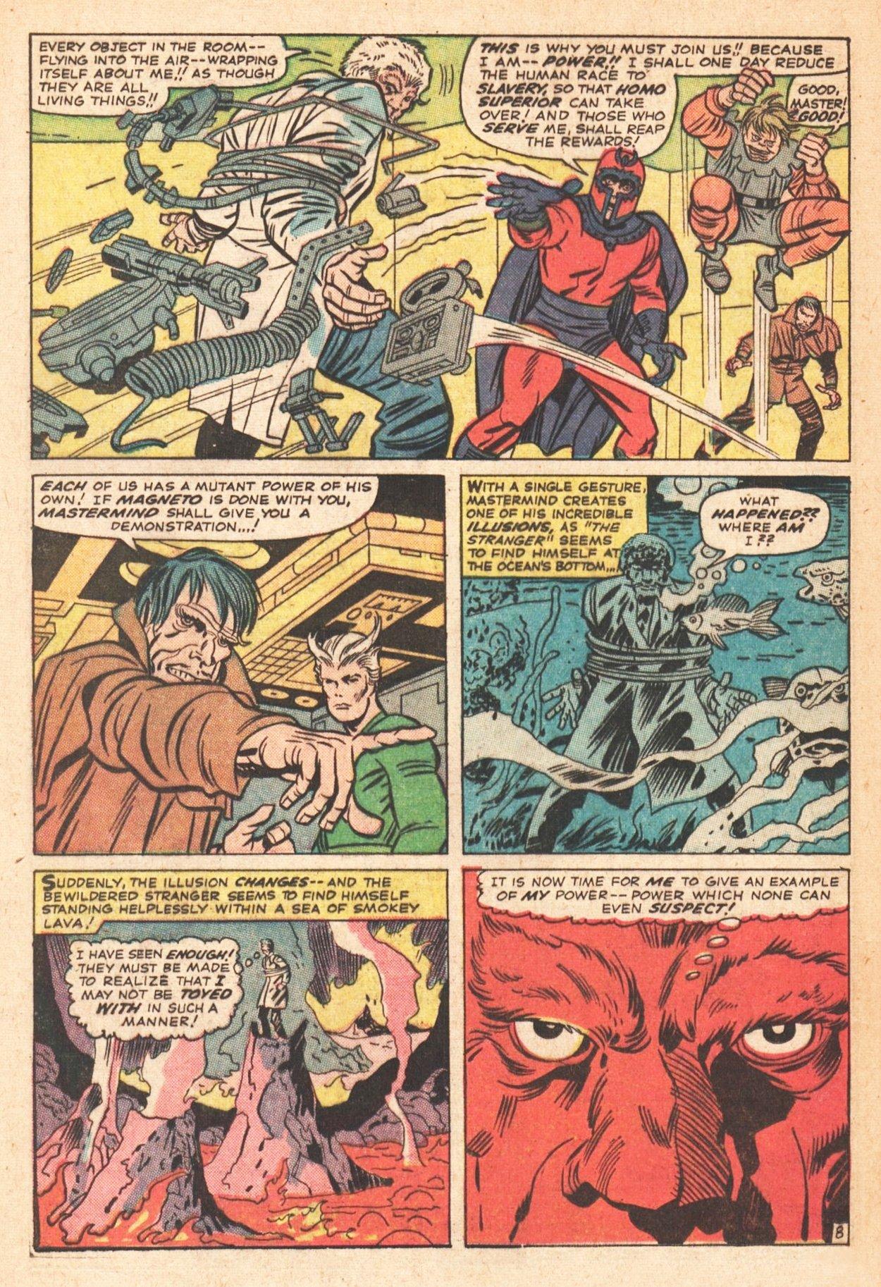 Read online Uncanny X-Men (1963) comic -  Issue # _Annual 1 - 35