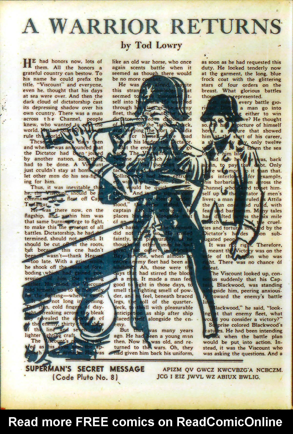 Read online Adventure Comics (1938) comic -  Issue #89 - 38