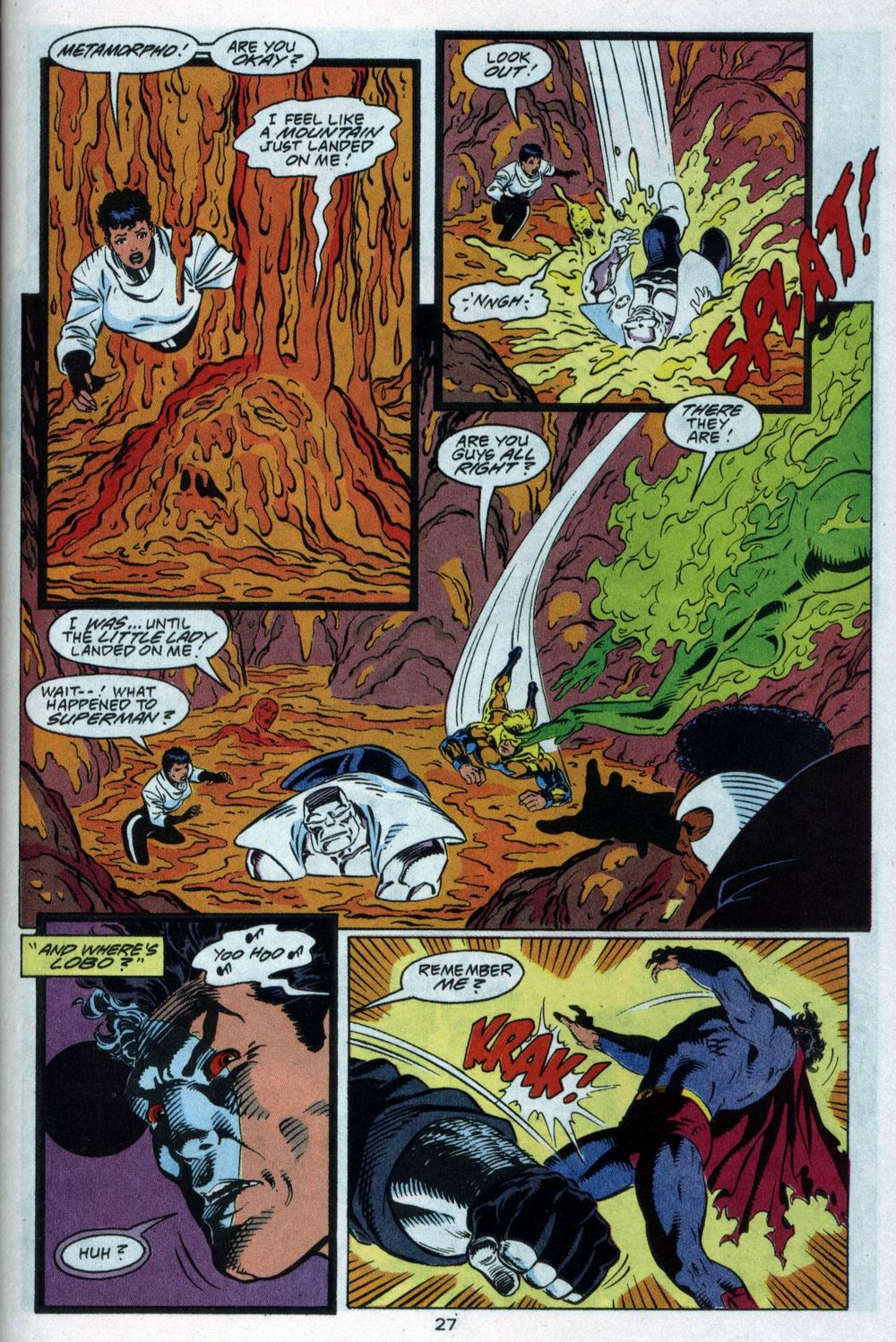 Read online Adventures of Superman (1987) comic -  Issue #Adventures of Superman (1987) _Annual 4 - 28