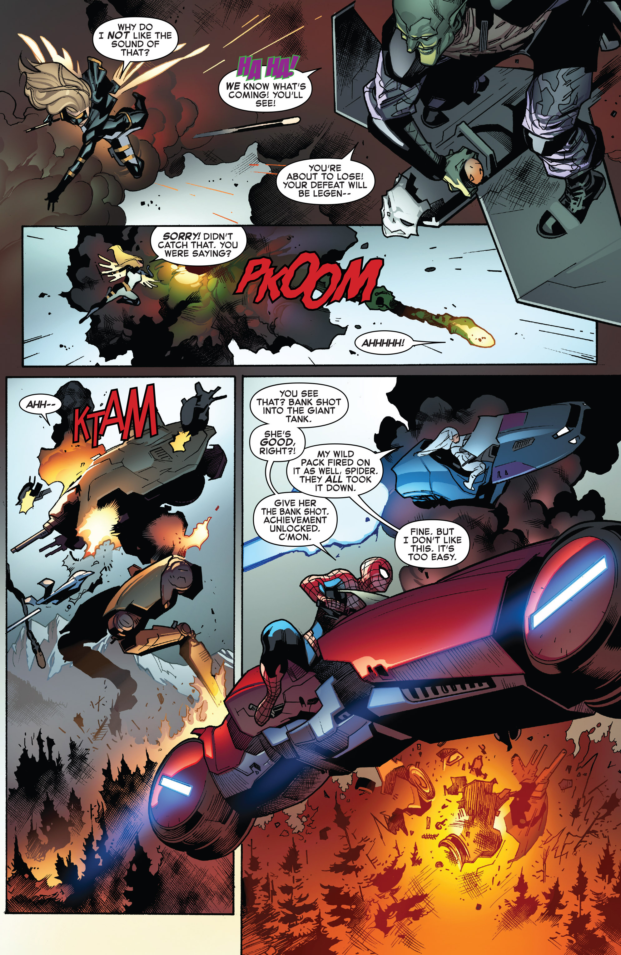 Read online The Amazing Spider-Man (2015) comic -  Issue #27 - 16