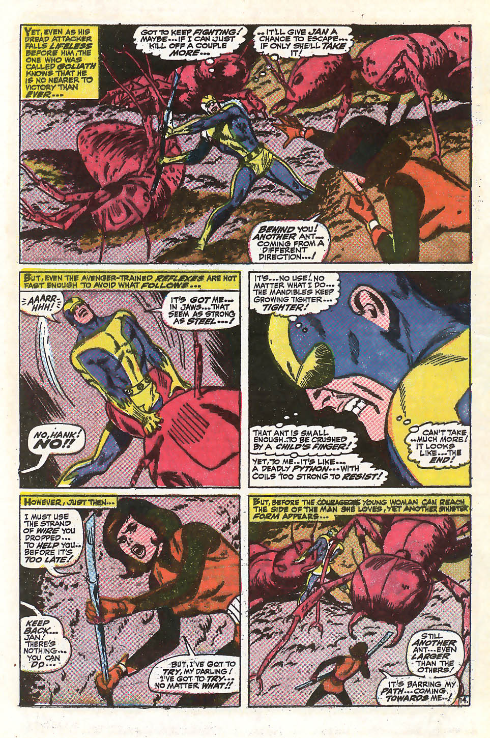 The Avengers (1963) 46 Page 14