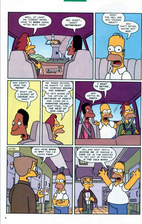Read online Simpsons Comics comic -  Issue #72 - 7