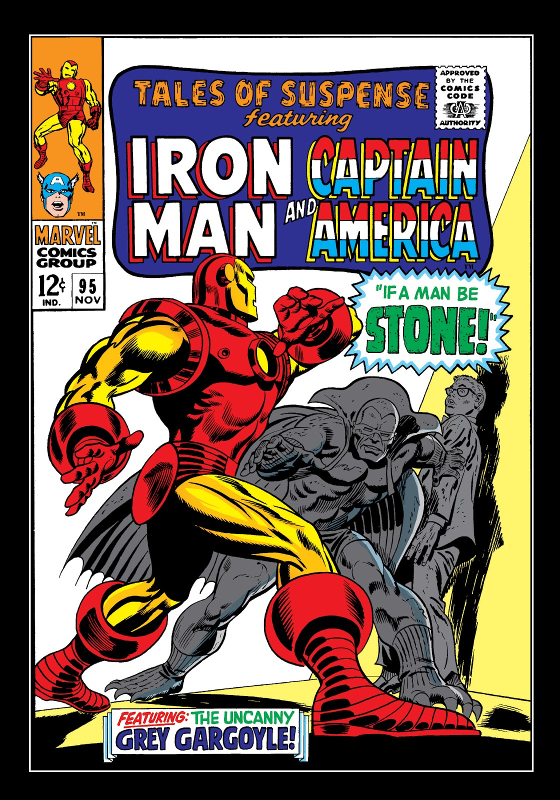 Read online Marvel Masterworks: The Invincible Iron Man comic -  Issue # TPB 4 (Part 2) - 49