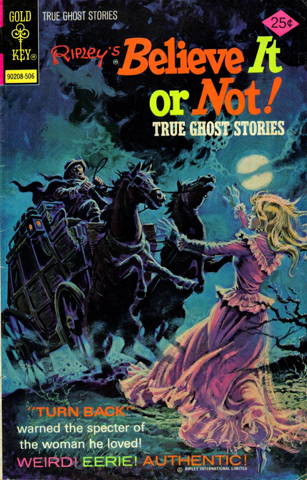 Ripleys Believe it or Not! (1965) 54 Page 1