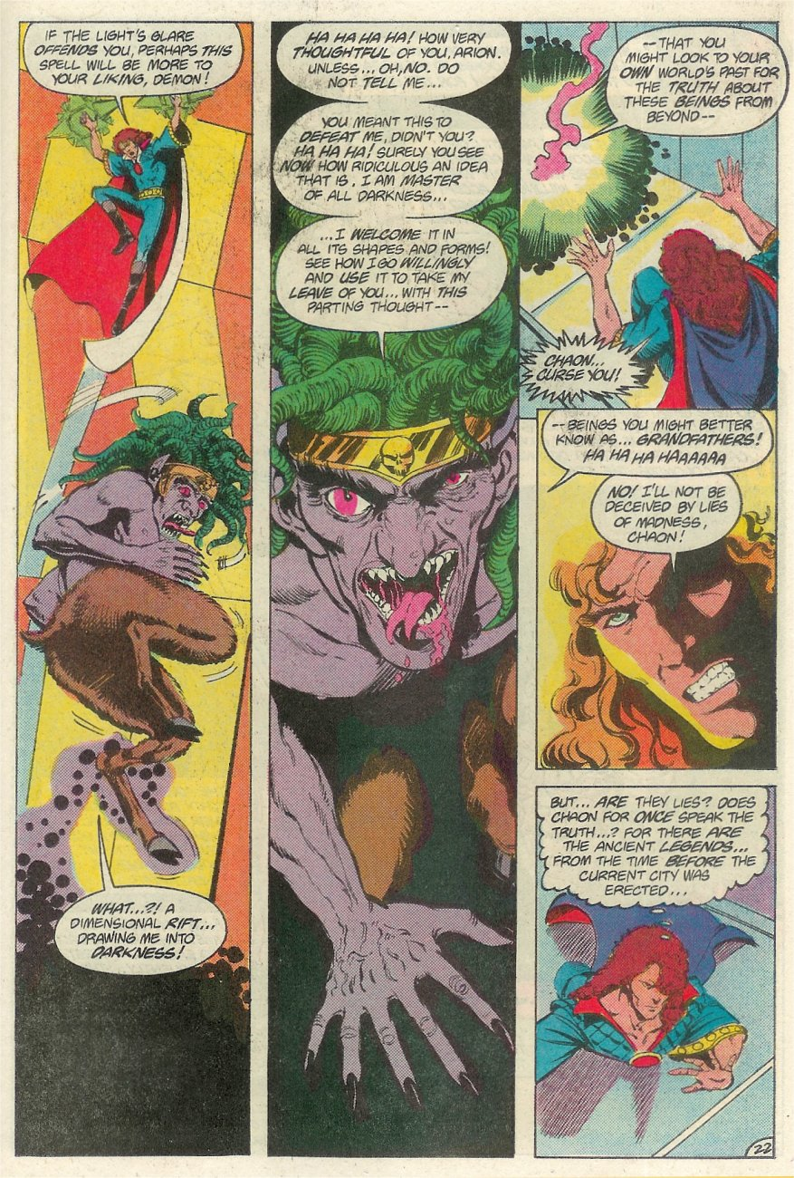 Read online Arion, Lord of Atlantis comic -  Issue #Arion, Lord of Atlantis _Special 1 - 23