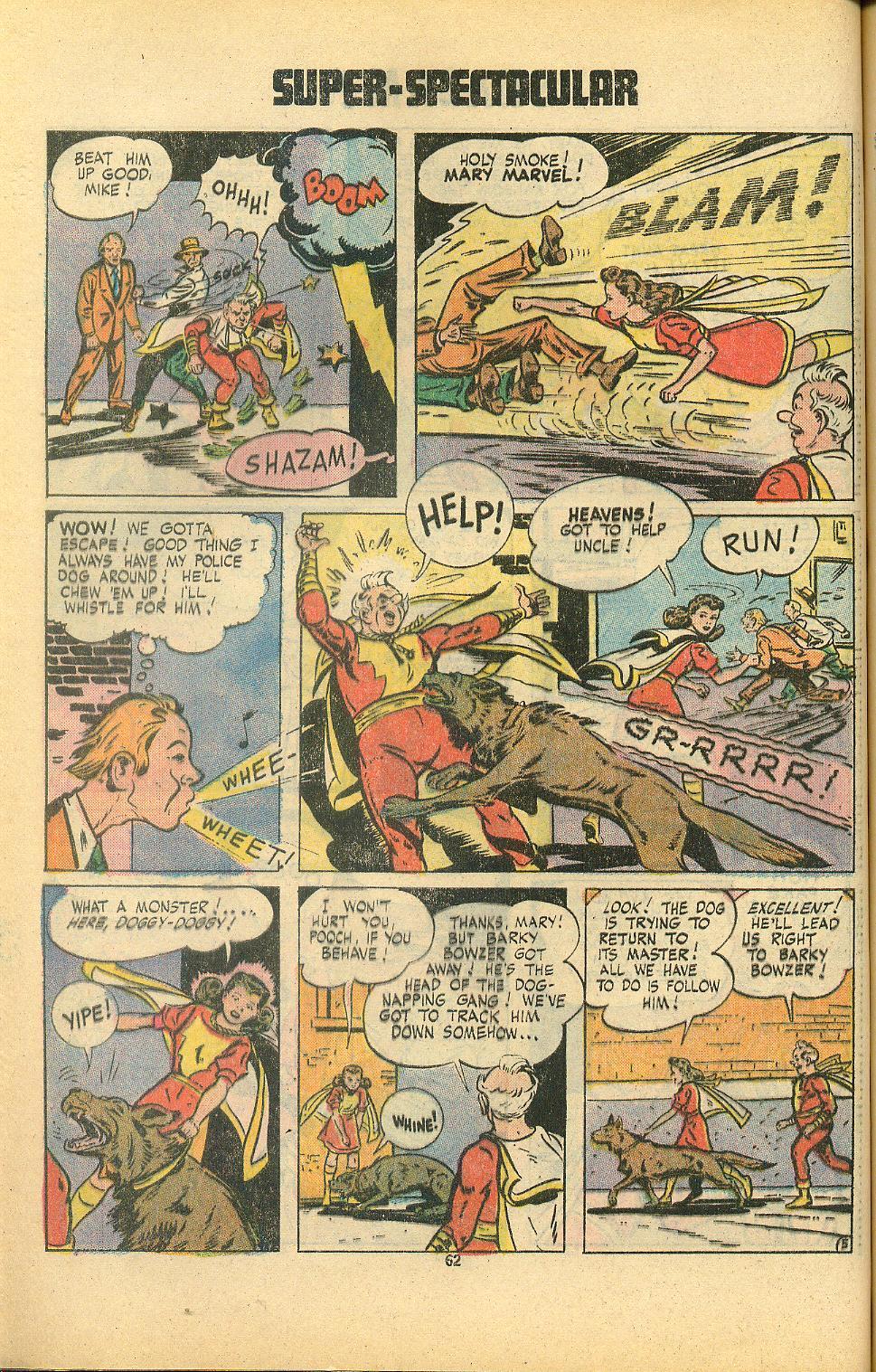 Read online Shazam! (1973) comic -  Issue #8 - 62