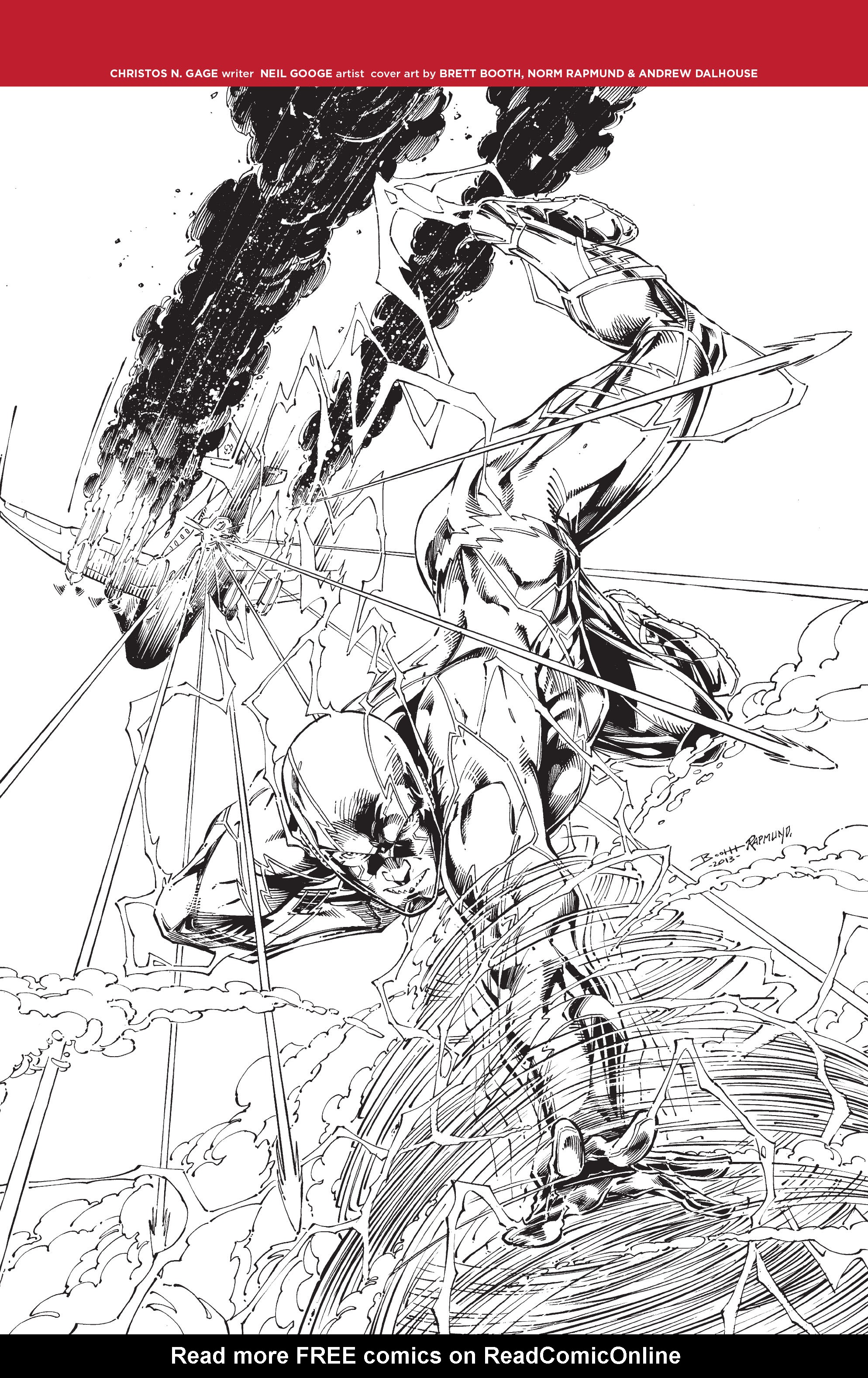 Read online The Flash (2011) comic -  Issue # _TPB 5 - 45