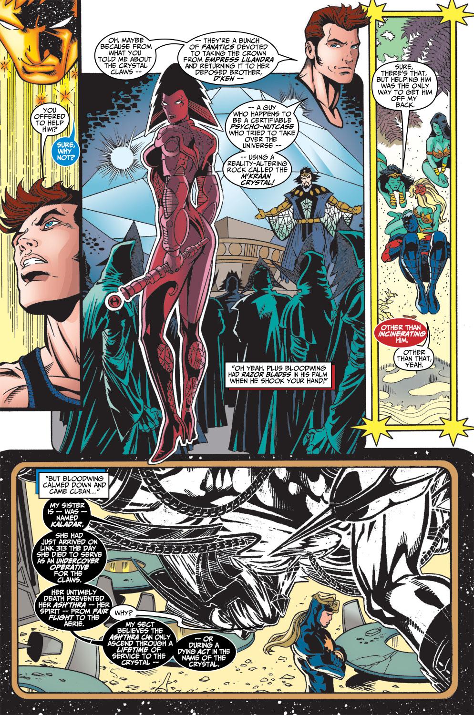 Captain Marvel (1999) Issue #14 #15 - English 14