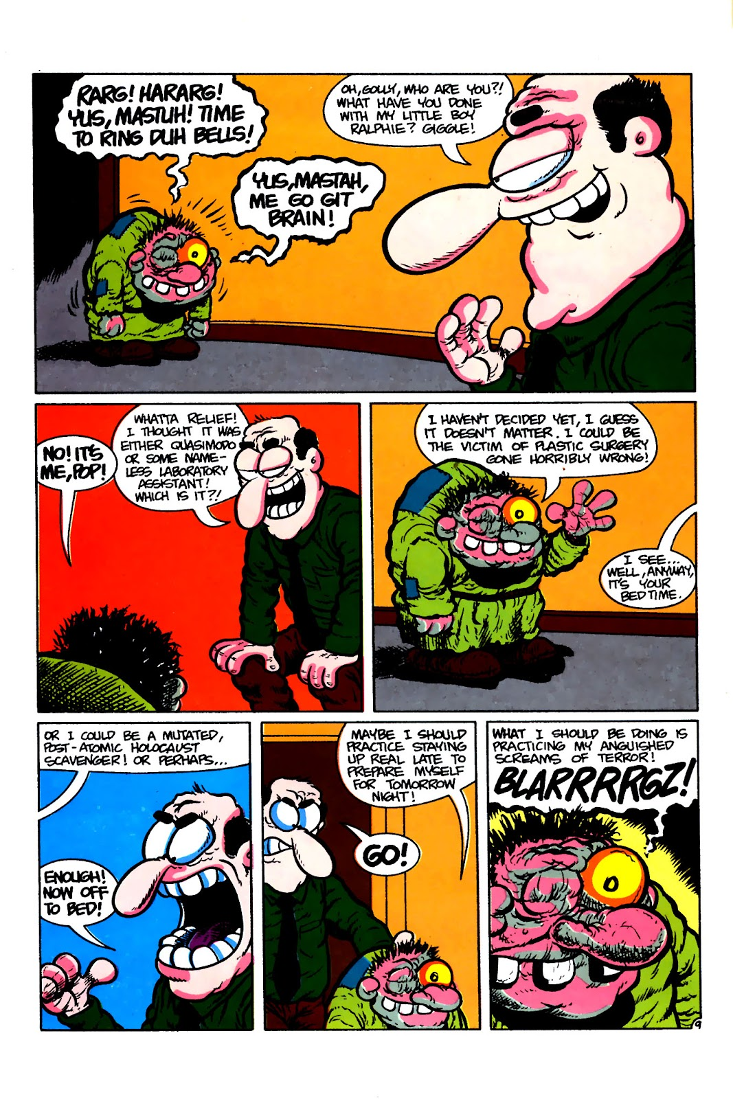 Ralph Snart Adventures (1988) issue 16 - Page 13