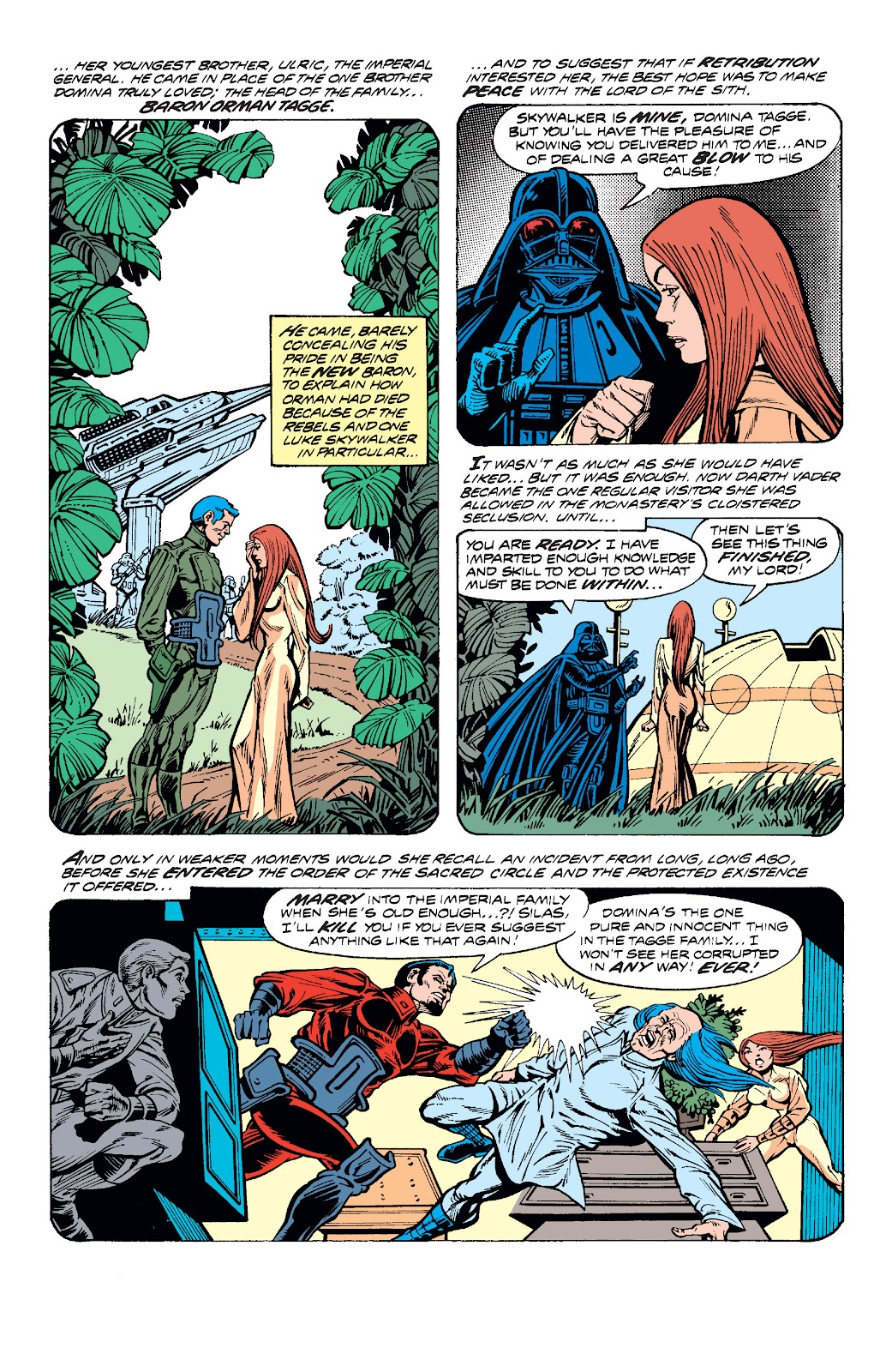 Read online Star Wars Legends: The Original Marvel Years - Epic Collection comic -  Issue # TPB 2 (Part 3) - 67