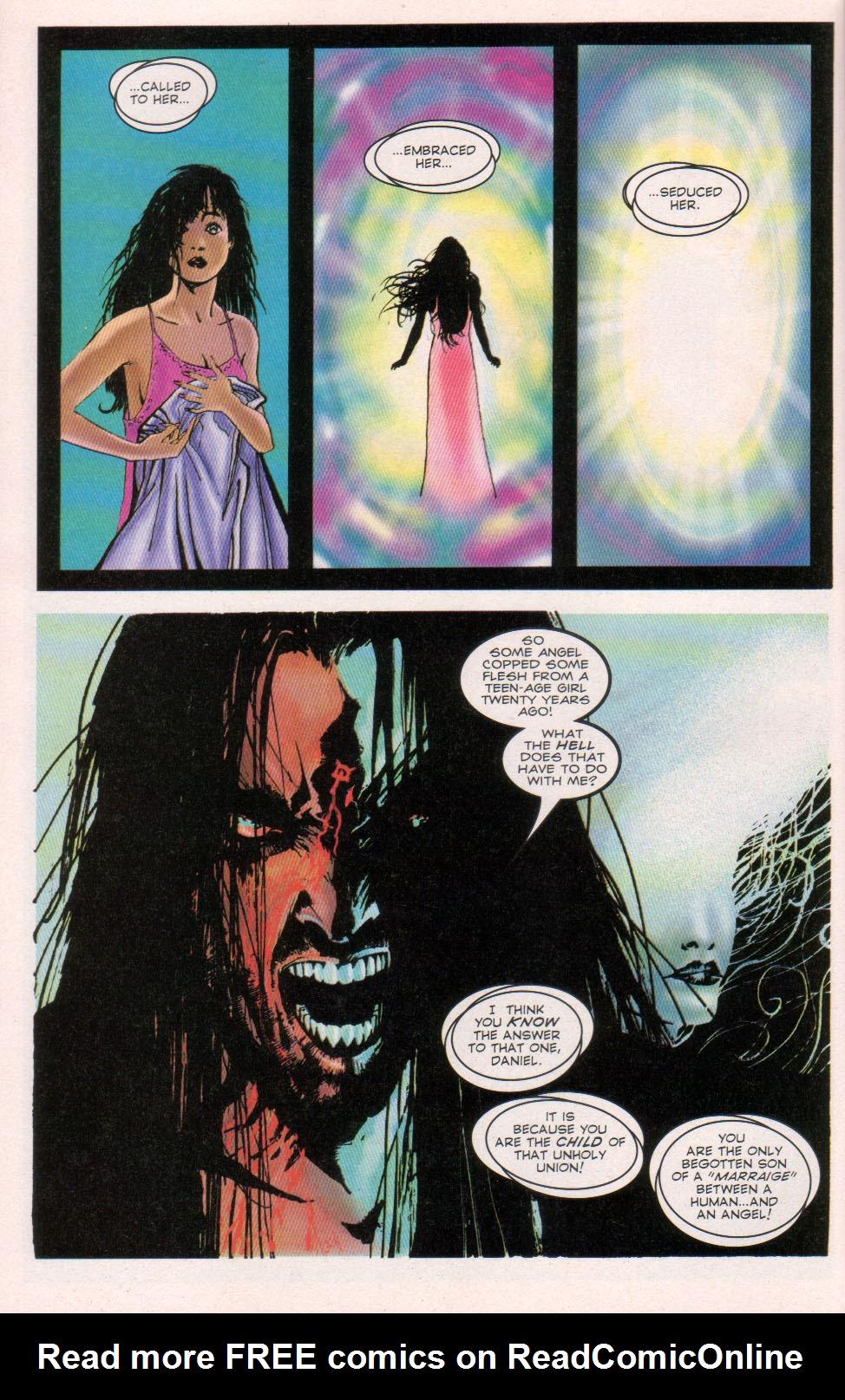 Read online Hellshock comic -  Issue #3 - 10