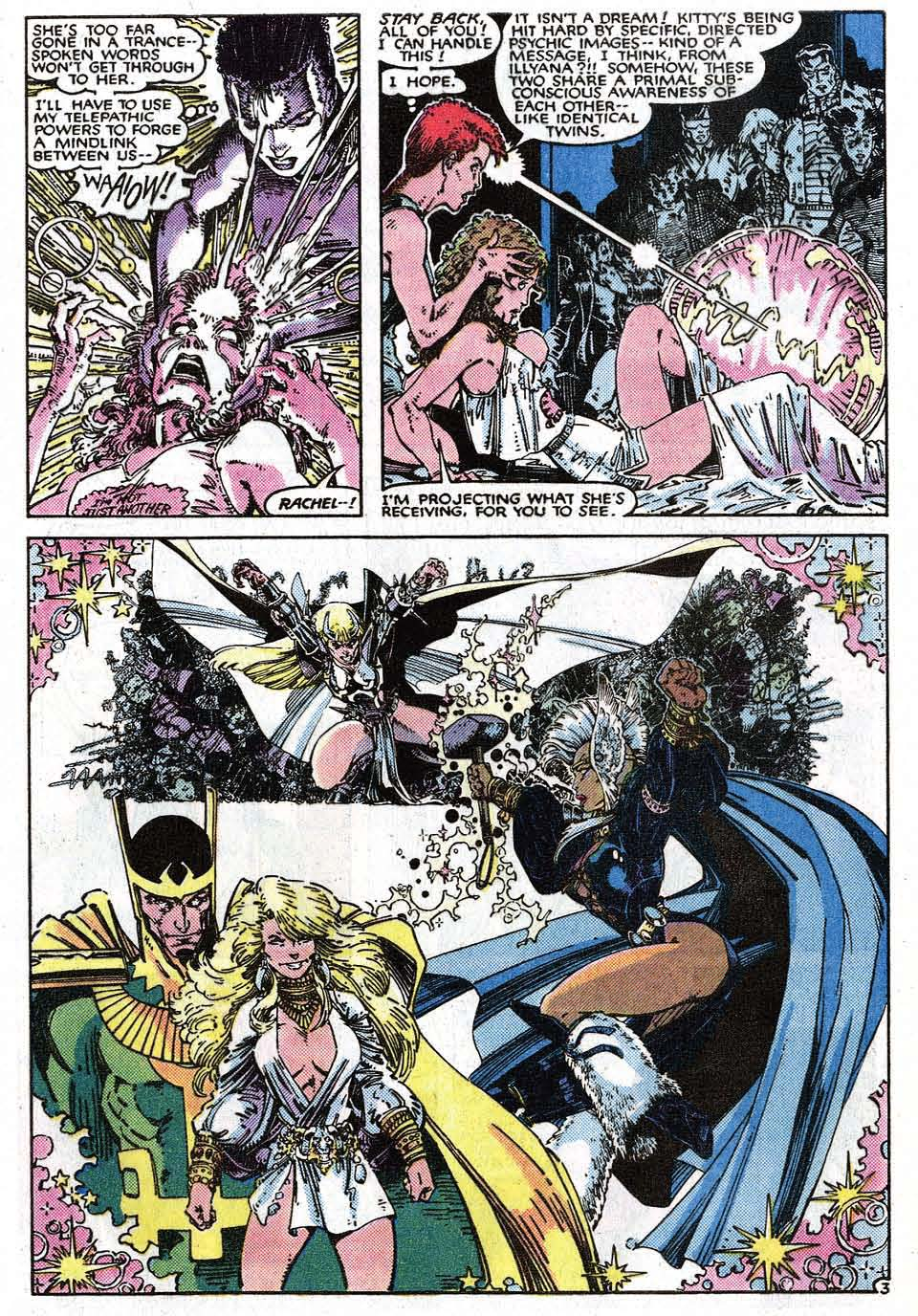 Read online Uncanny X-Men (1963) comic -  Issue # _Annual 9 - 5