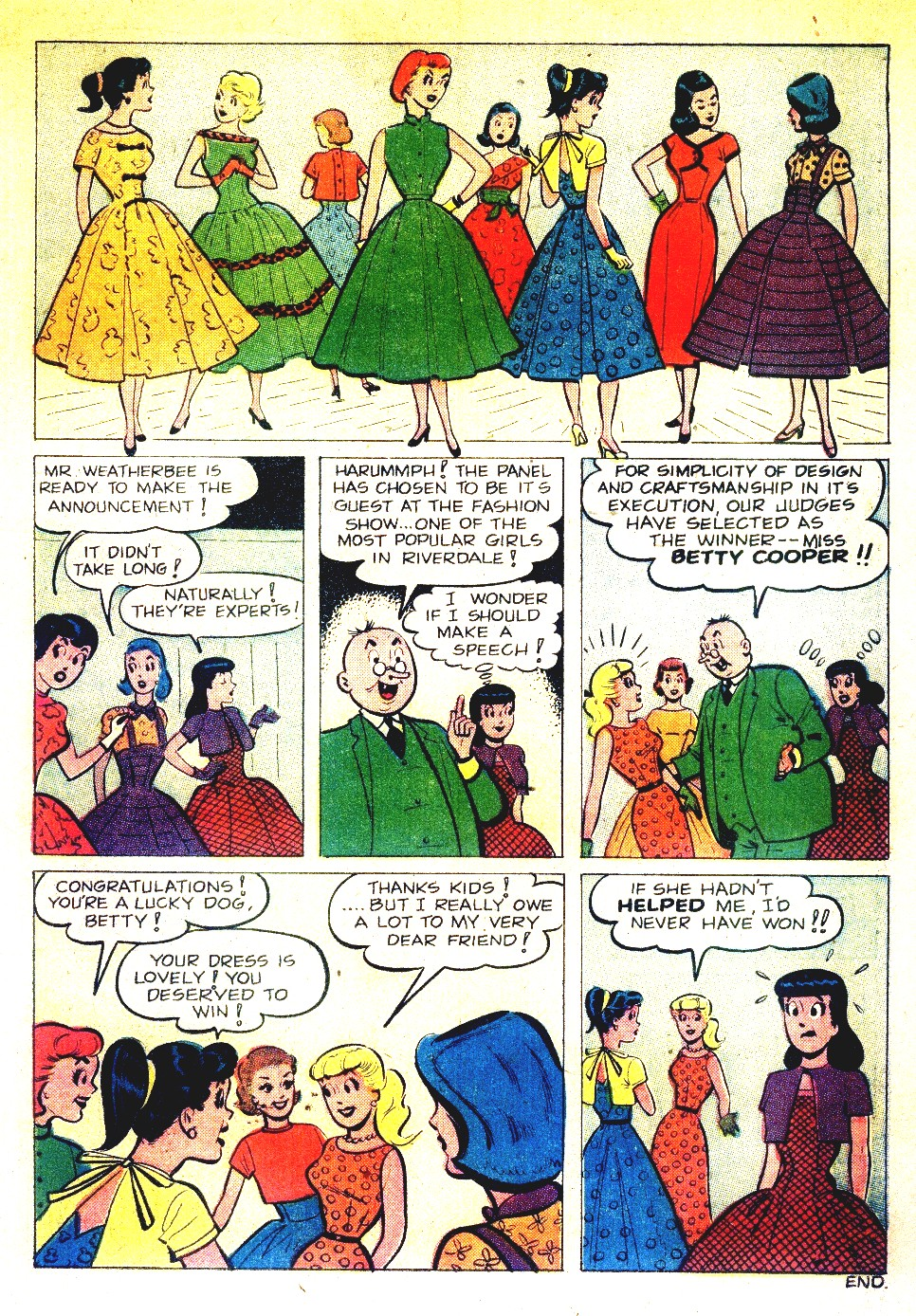 Read online Archie's Girls Betty and Veronica comic -  Issue #27 - 7