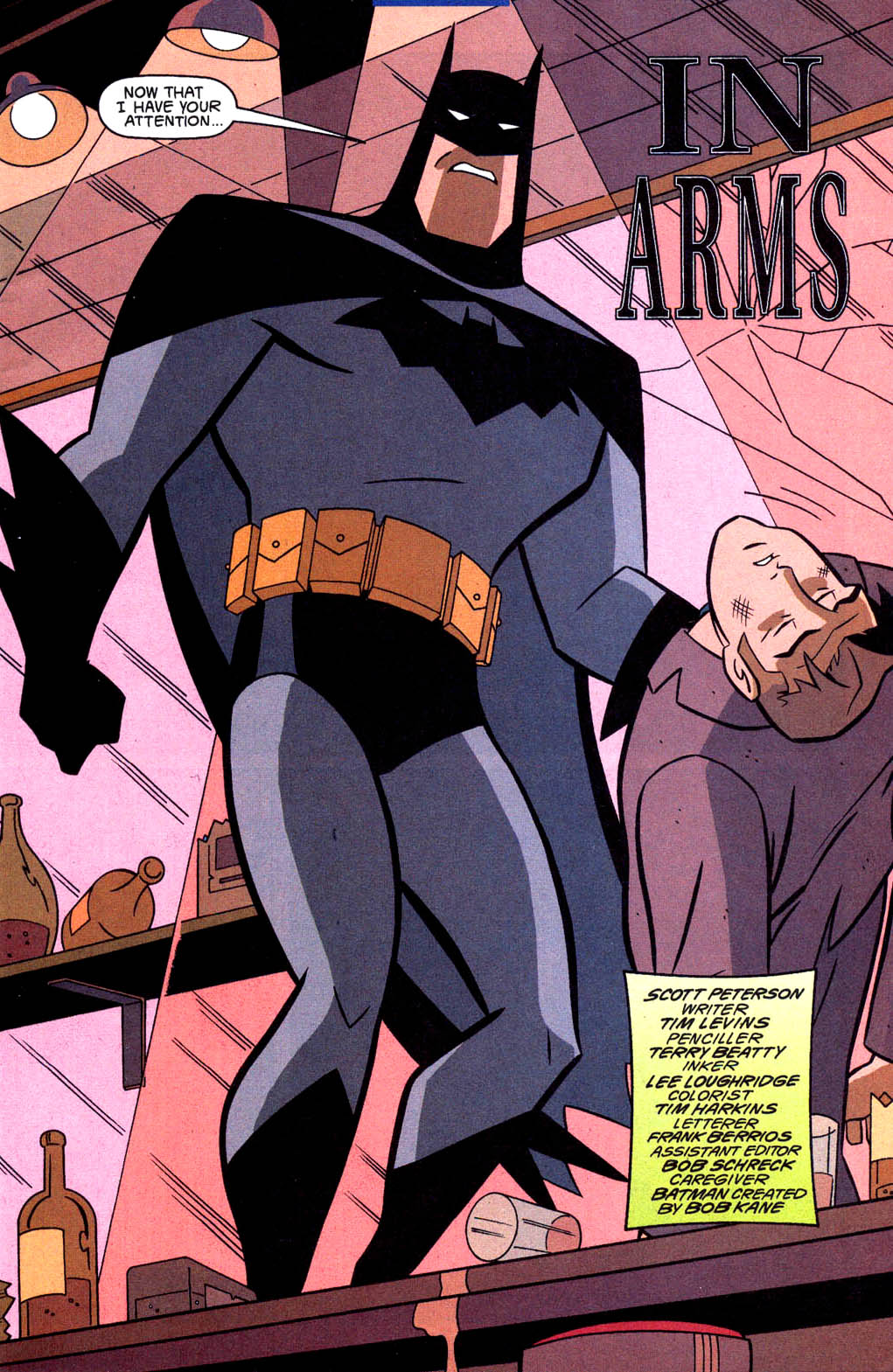 Batman: Gotham Adventures 26 Page 2