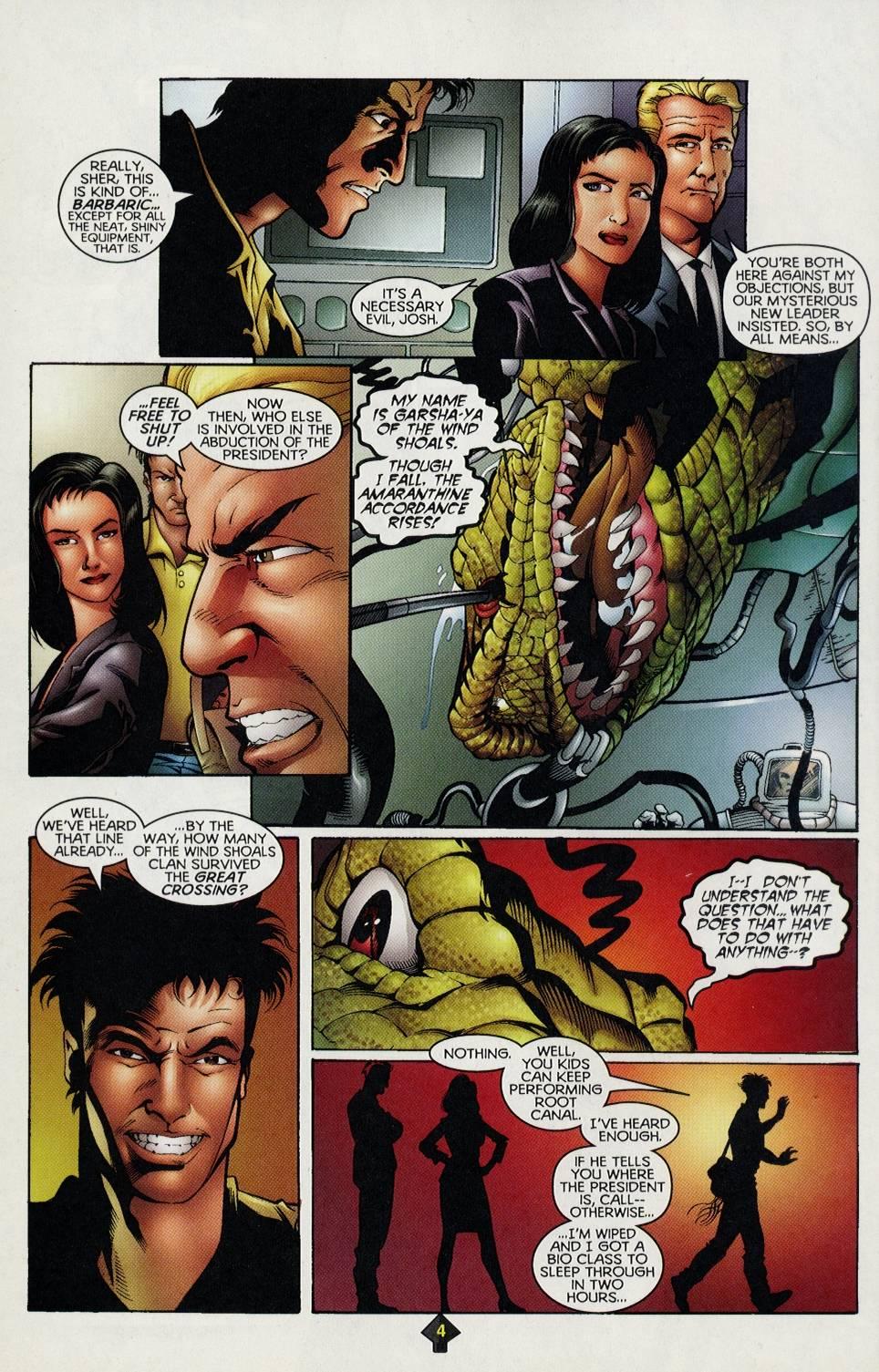 Read online Turok comic -  Issue #3 - 6