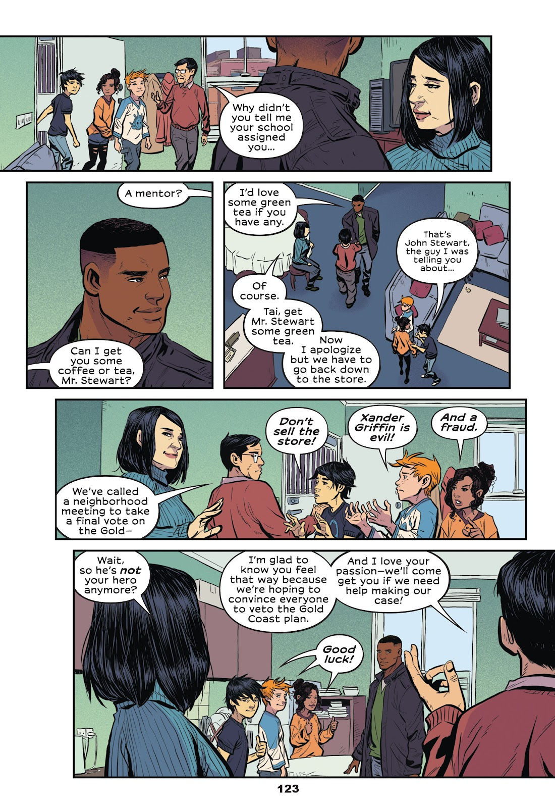 Read online Green Lantern: Legacy comic -  Issue # TPB - 121