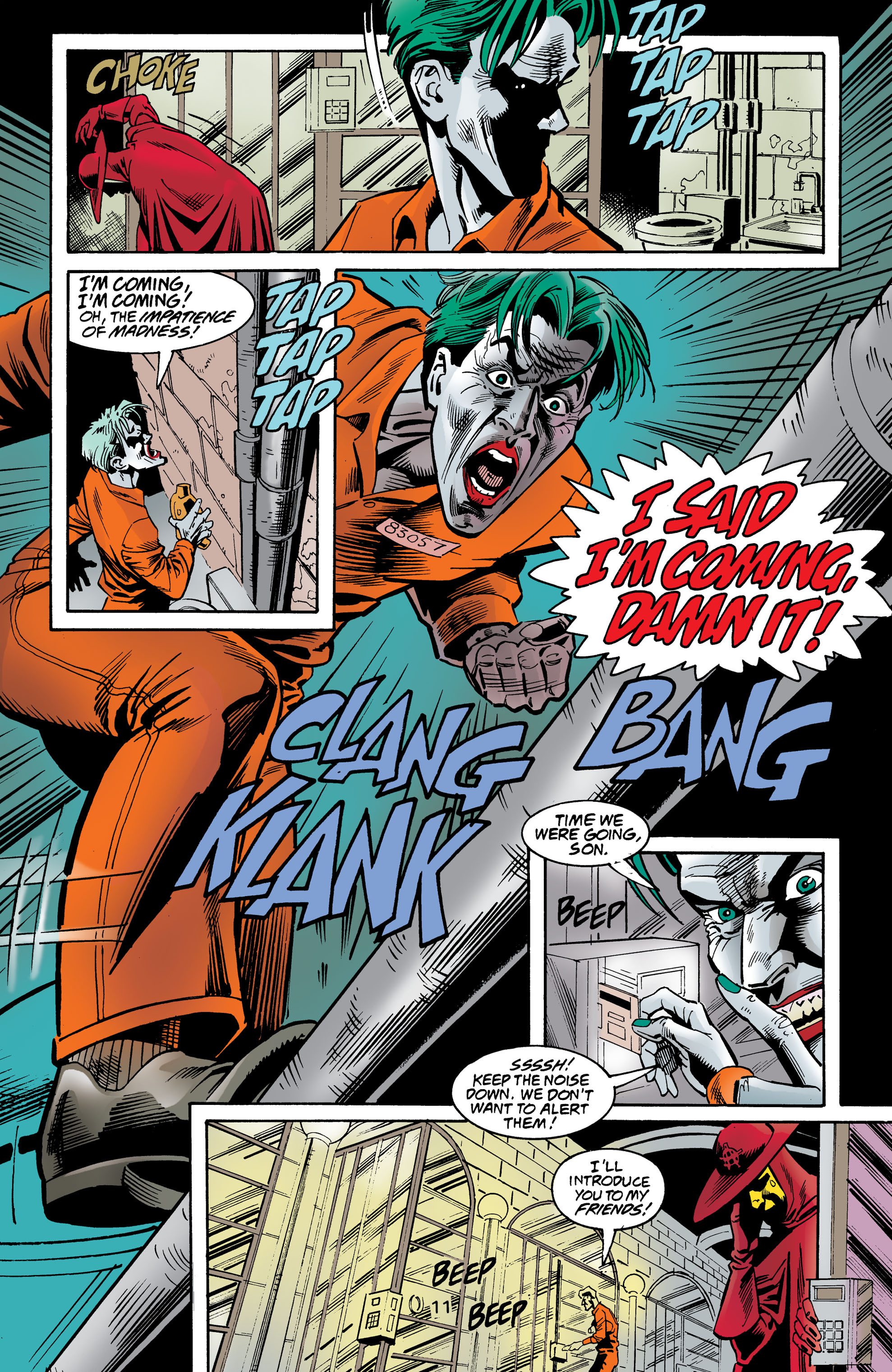 Read online Anarky (1999) comic -  Issue #8 - 12