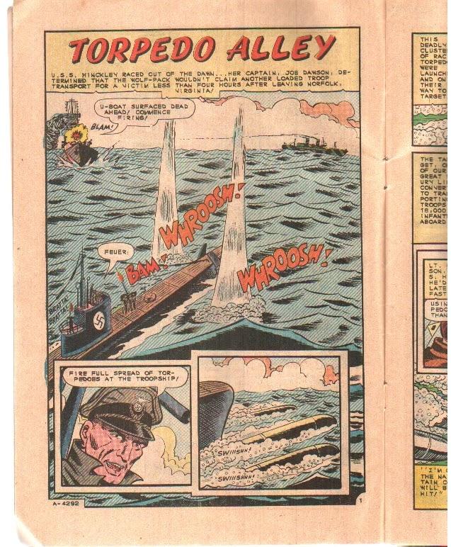 Read online Fightin' Navy comic -  Issue #122 - 10