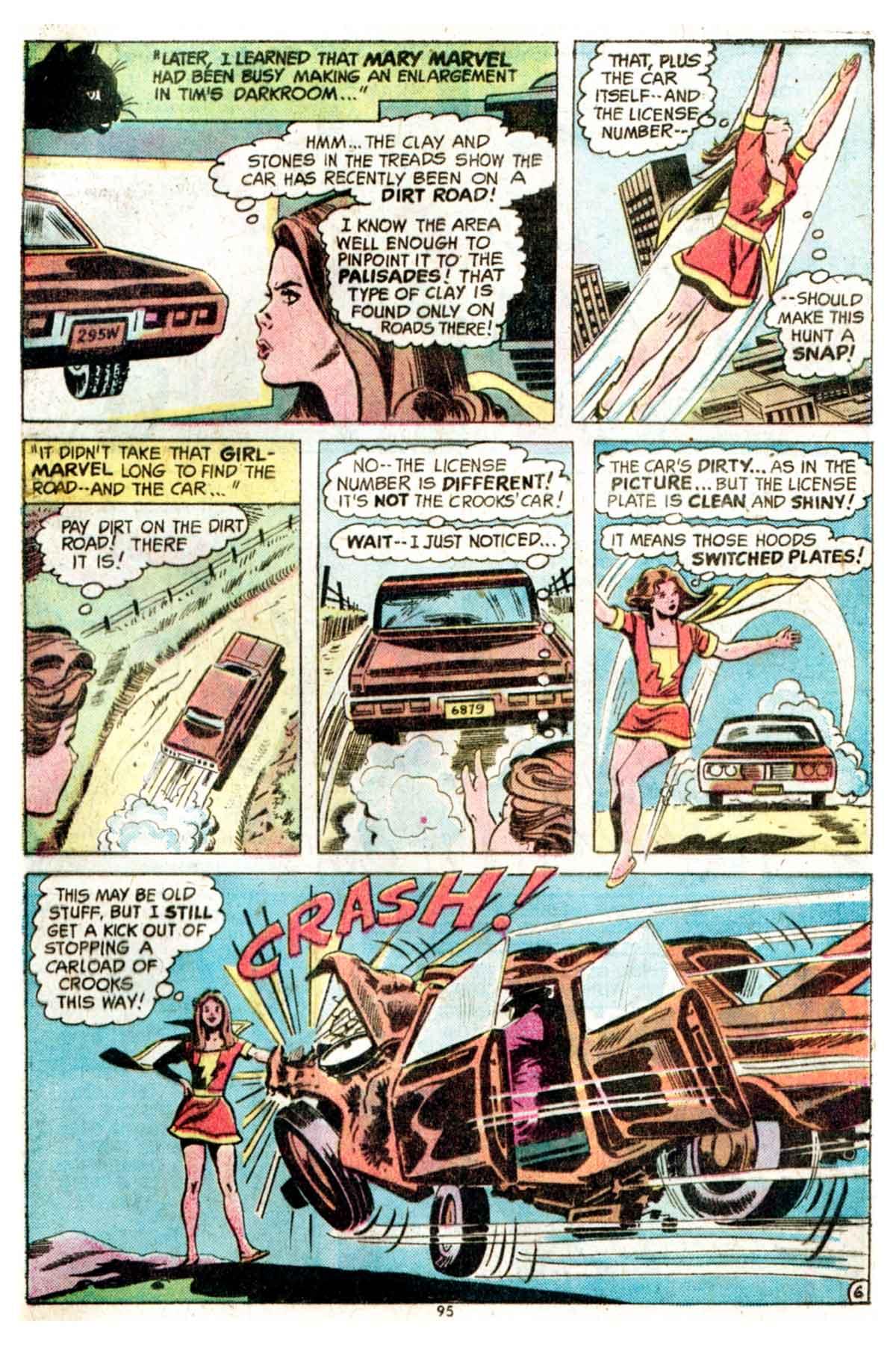 Read online Shazam! (1973) comic -  Issue #16 - 95