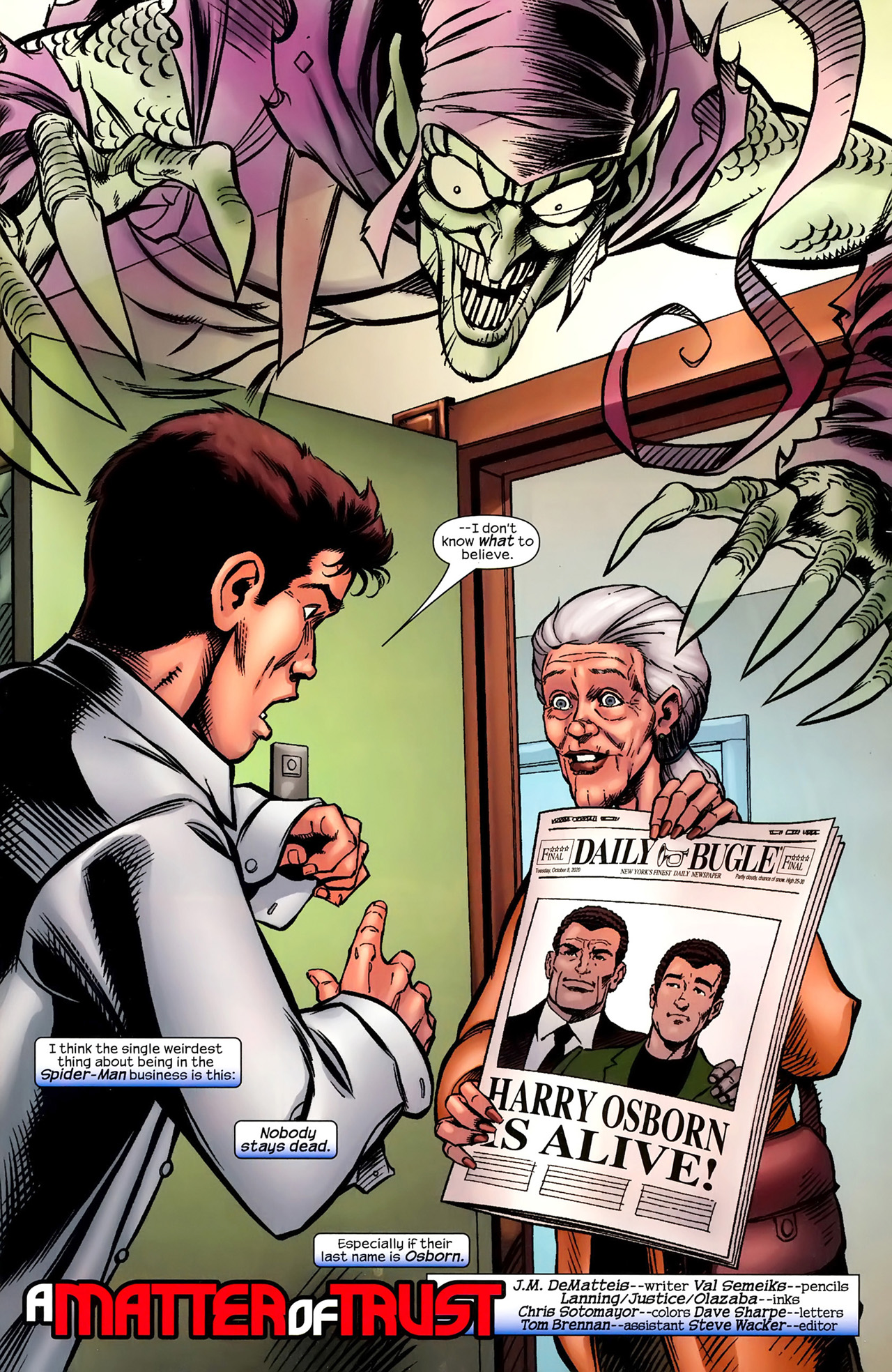 Read online Amazing Spider-Man Family comic -  Issue #4 - 4