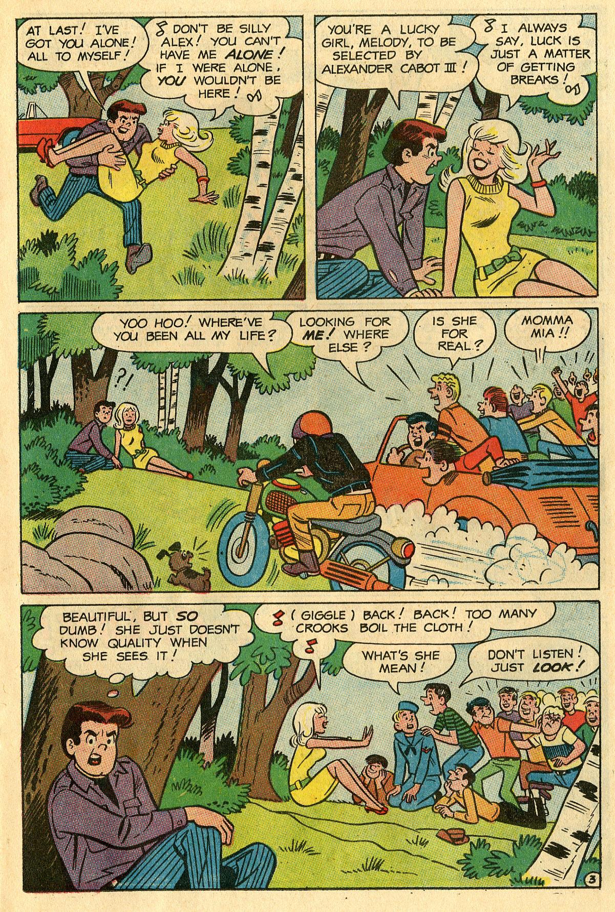 Read online She's Josie comic -  Issue #28 - 15