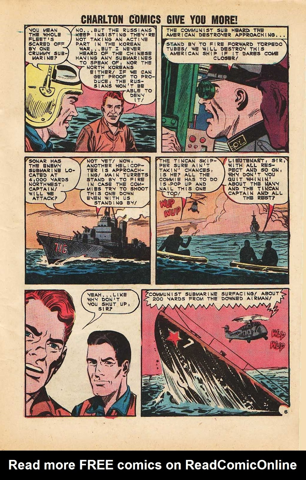 Read online Fightin' Navy comic -  Issue #116 - 9