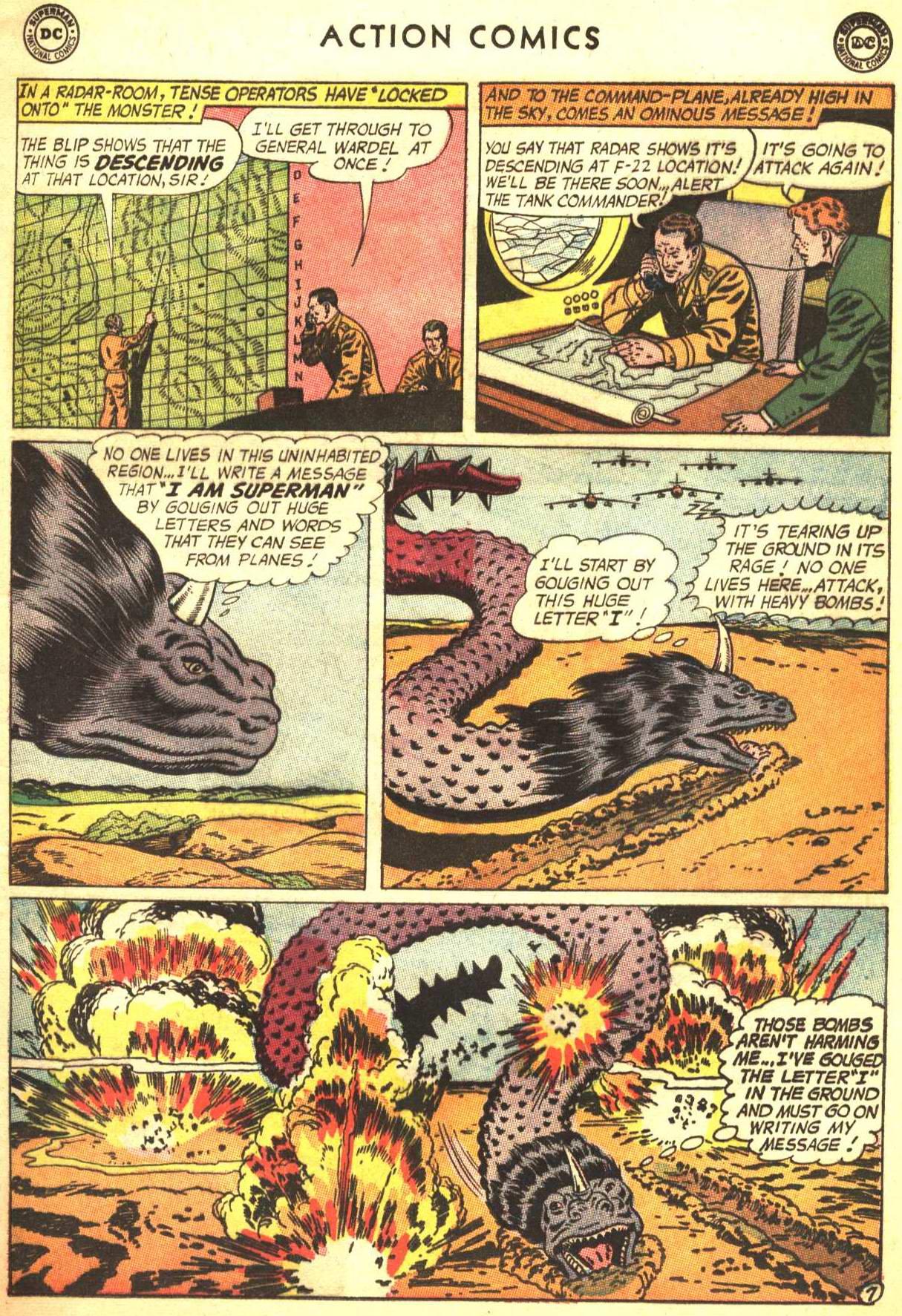 Action Comics (1938) 303 Page 7