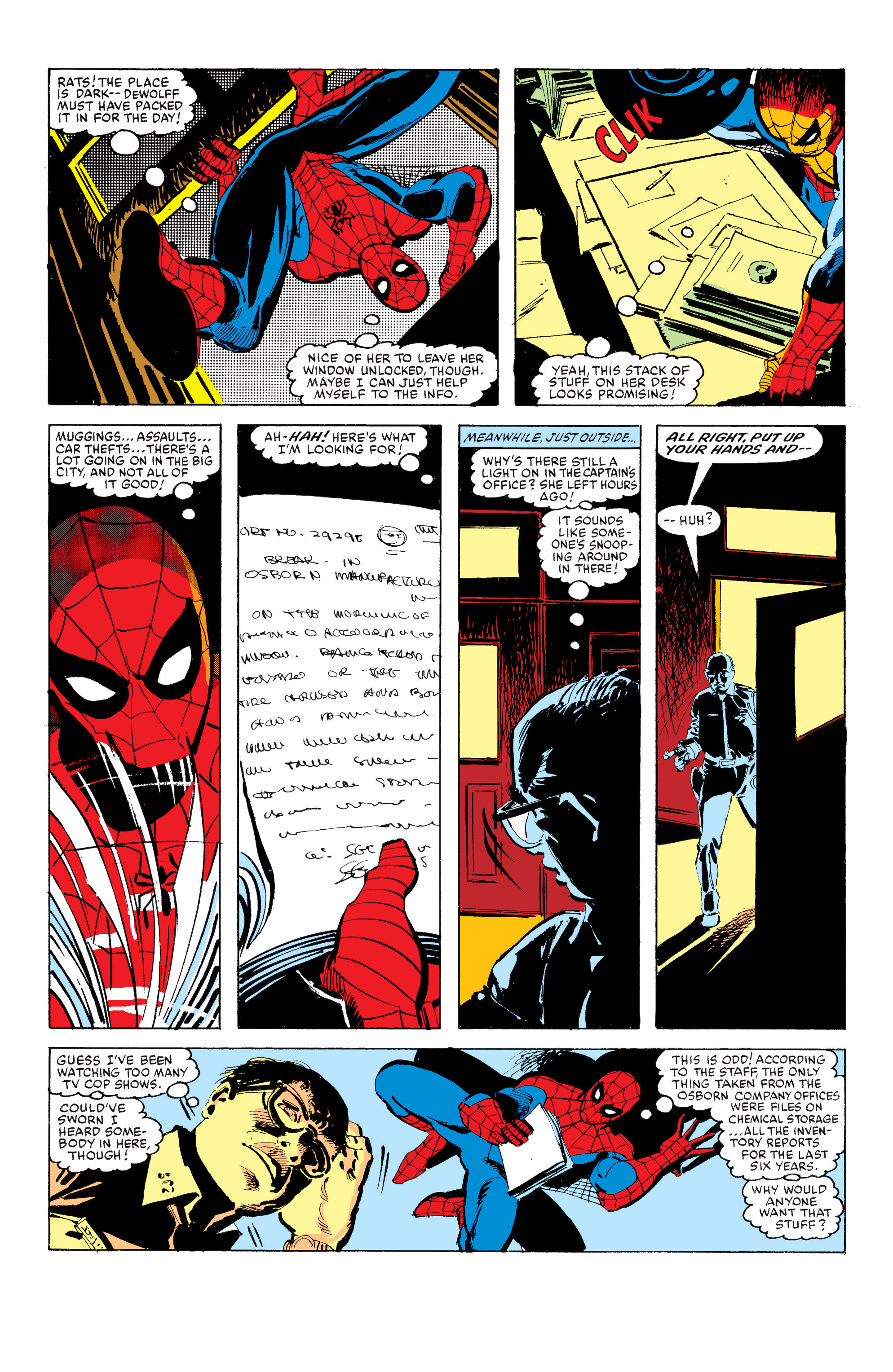 The Amazing Spider-Man (1963) 244 Page 11