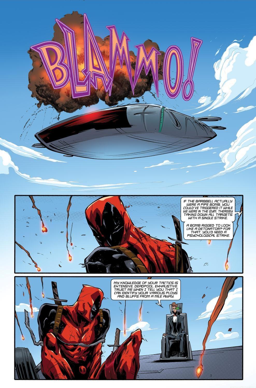 Read online Deadpool (2008) comic -  Issue #63 - 16