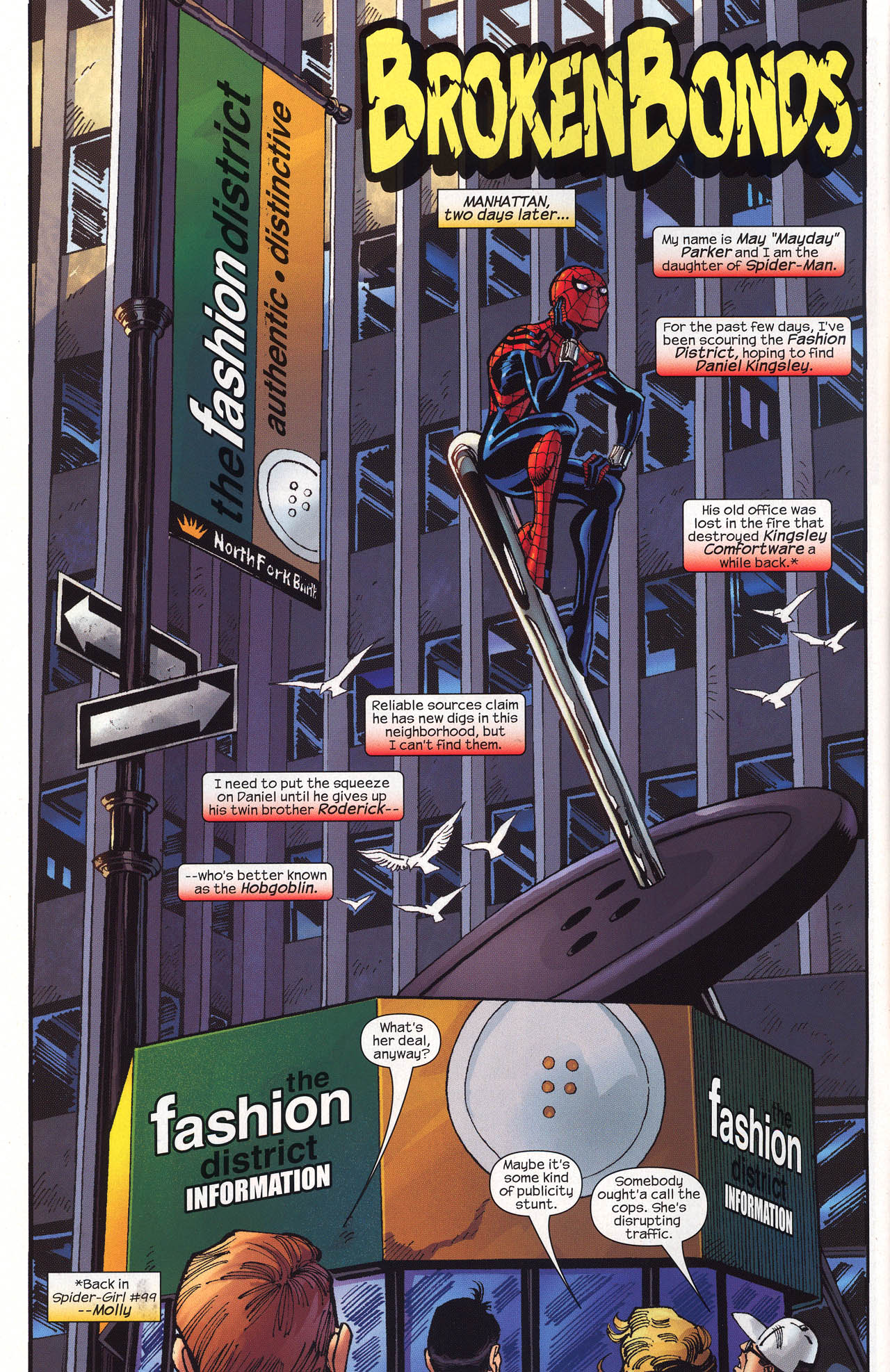 Read online Amazing Spider-Girl comic -  Issue #16 - 6