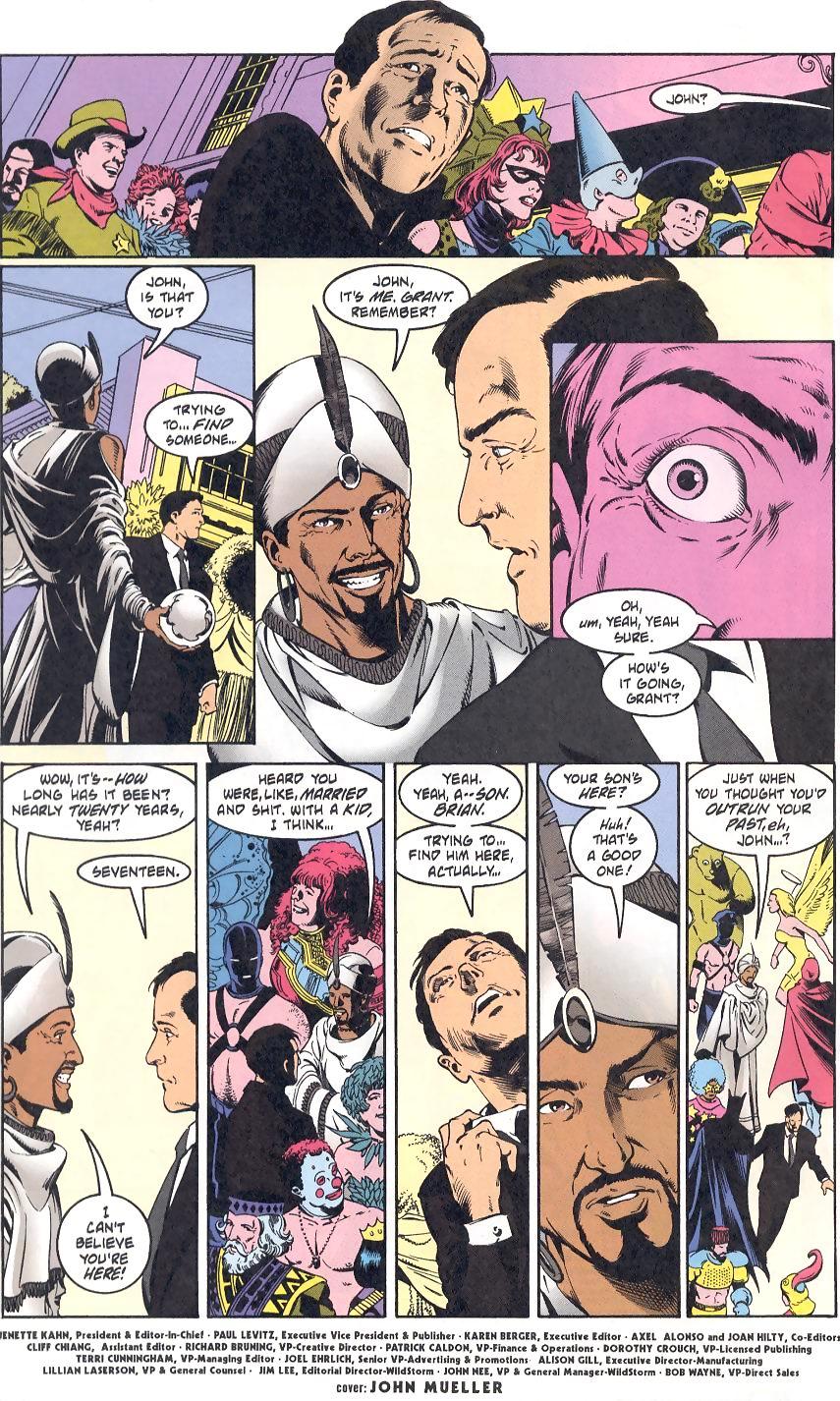 Read online Flinch comic -  Issue #7 - 3