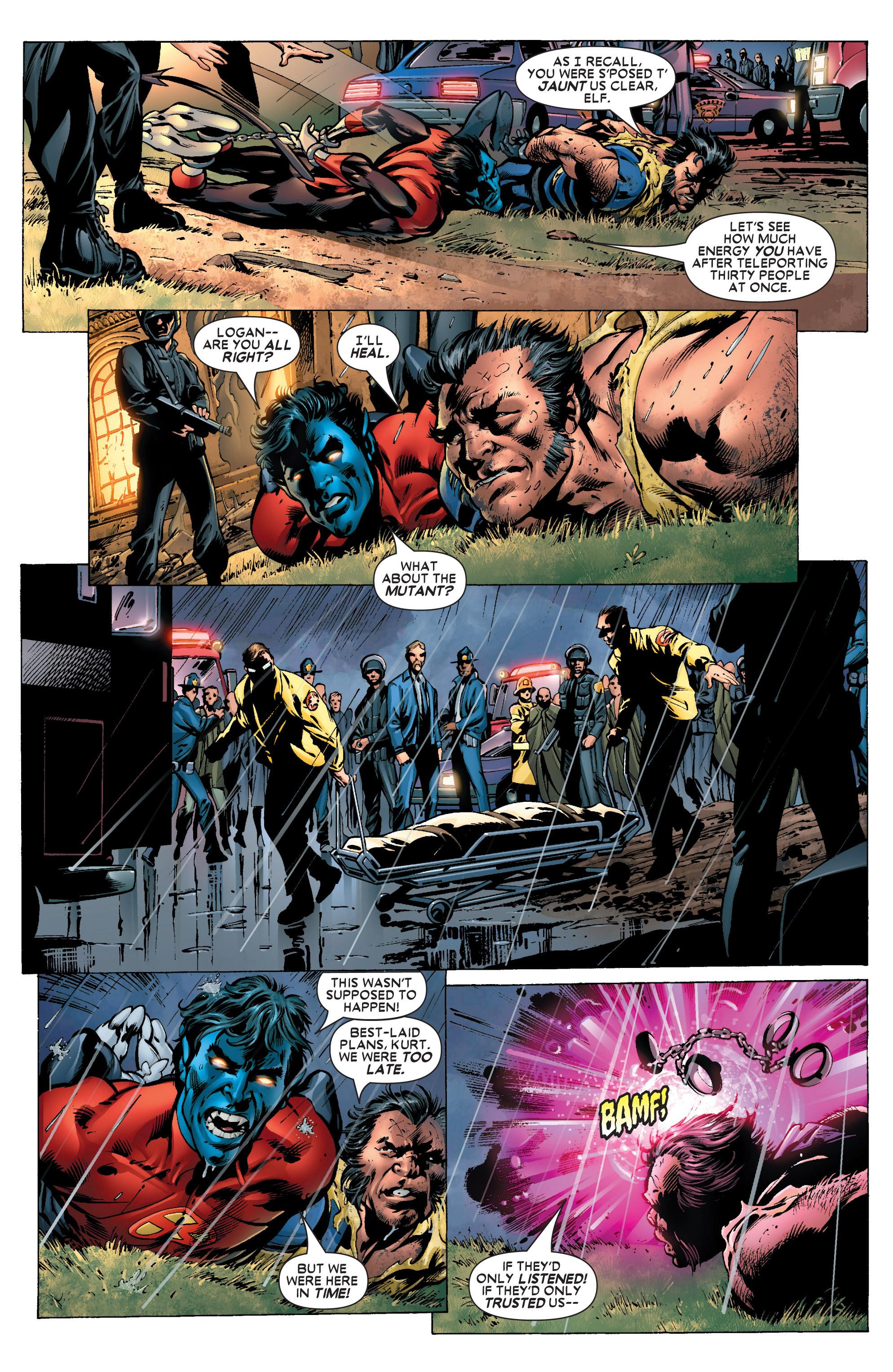 Read online Uncanny X-Men (1963) comic -  Issue #445 - 7
