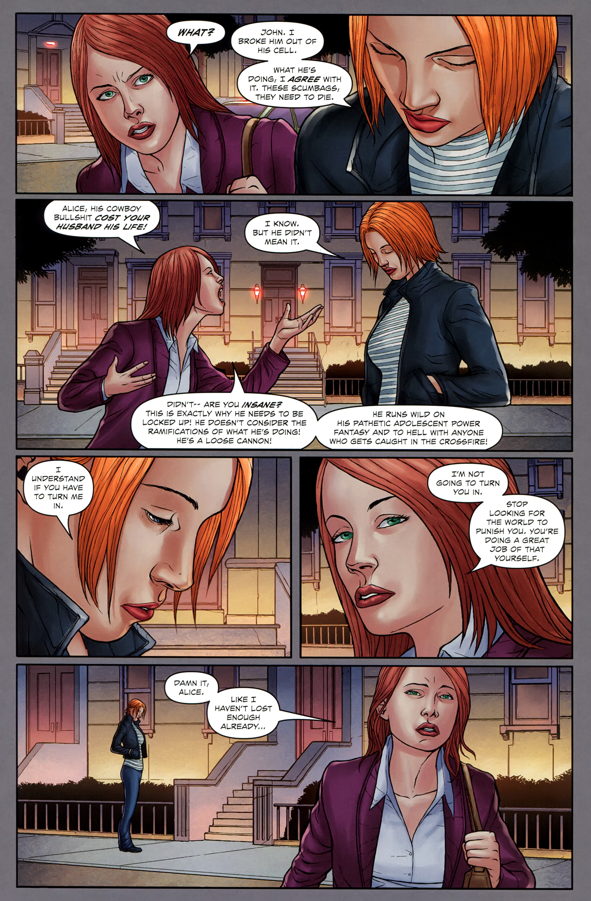 Read online Absolution: Rubicon comic -  Issue #1 - 15