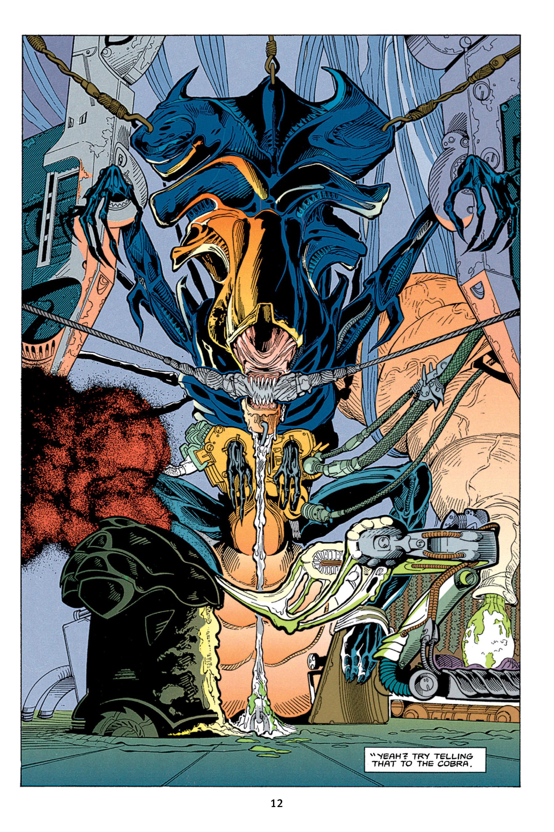 Read online Aliens vs. Predator Omnibus comic -  Issue # _TPB 1 Part 1 - 12
