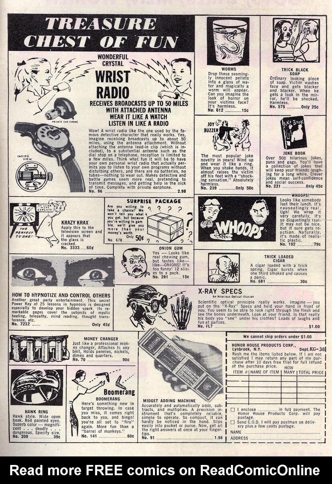 Comic The Rawhide Kid issue 42