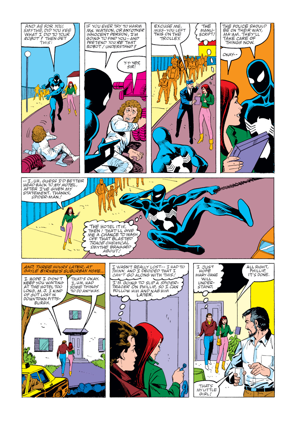 The Amazing Spider-Man (1963) 292 Page 21