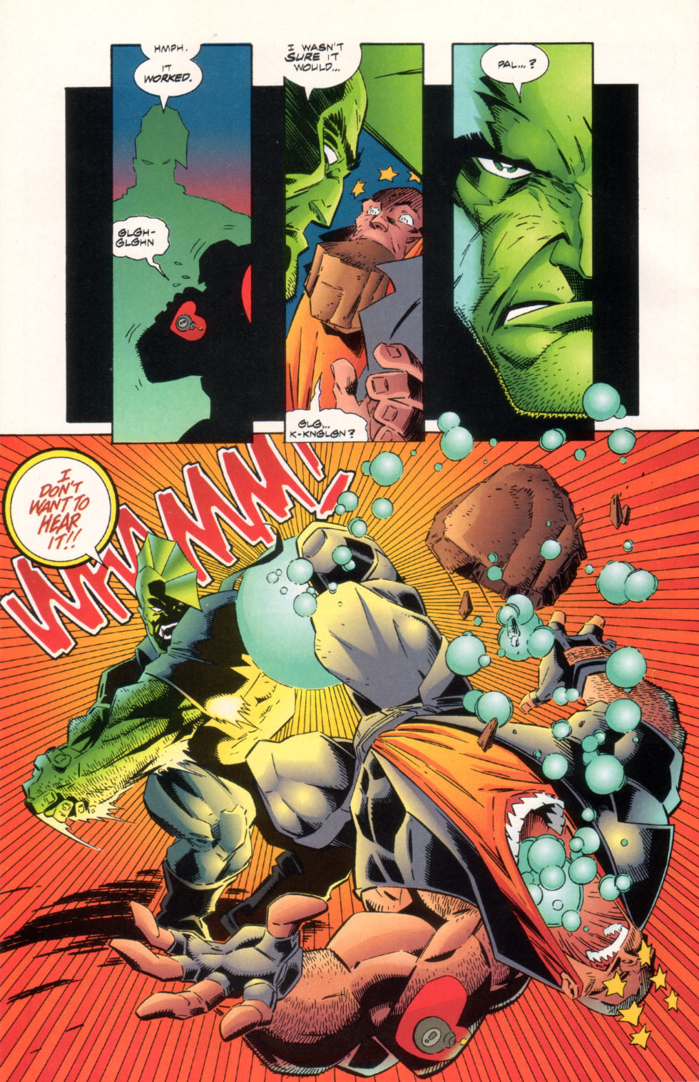 The Savage Dragon (1993) Issue #25 #28 - English 45