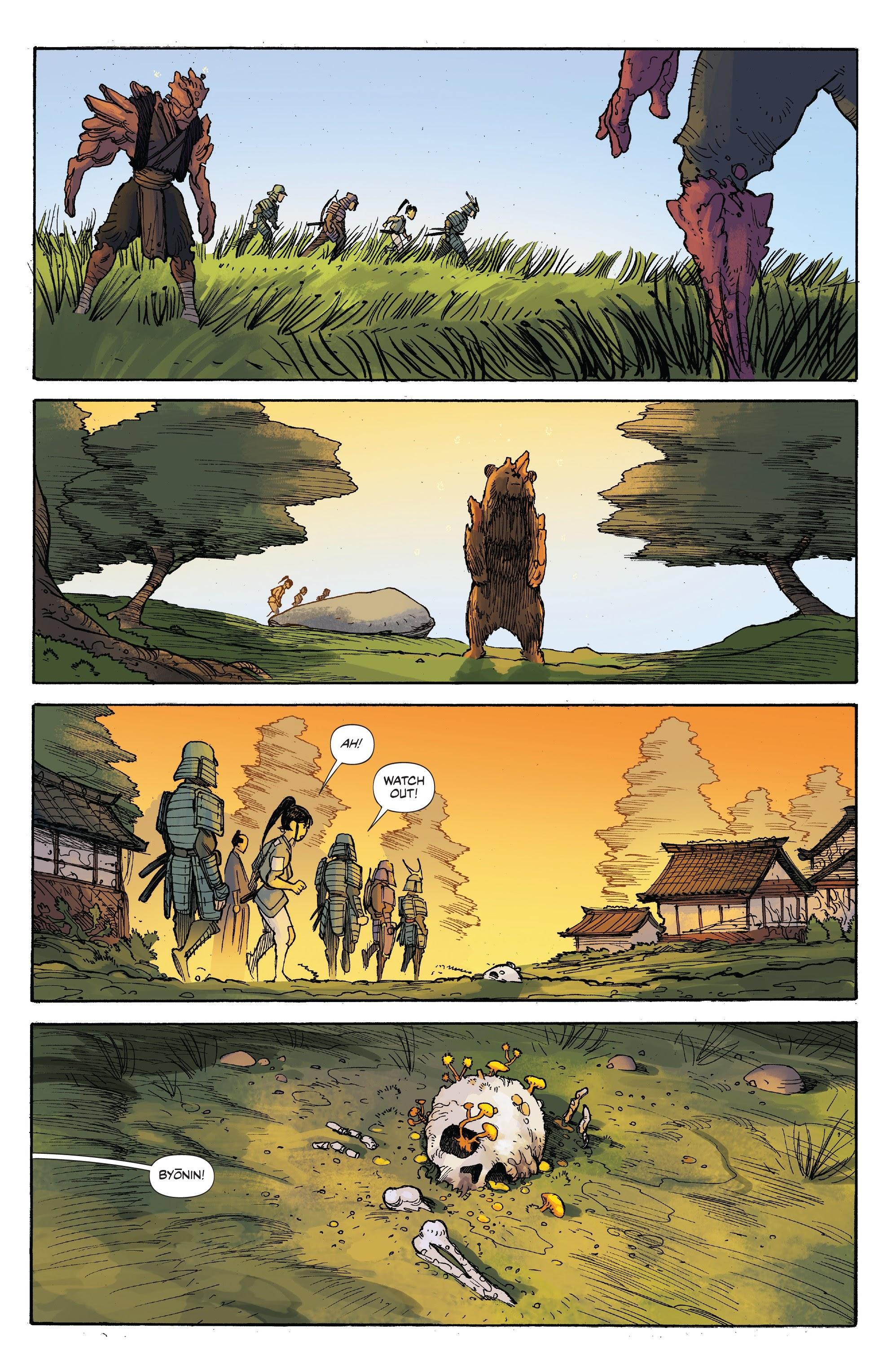 Read online Ronin Island comic -  Issue #3 - 11
