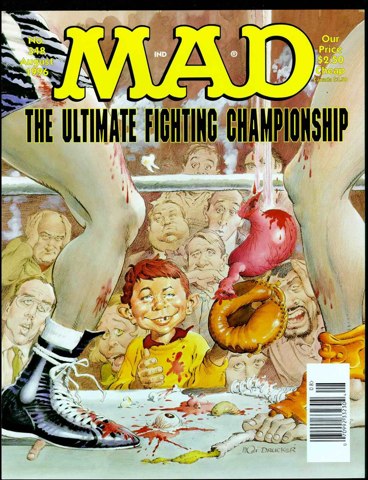 MAD issue 348 - Page 1
