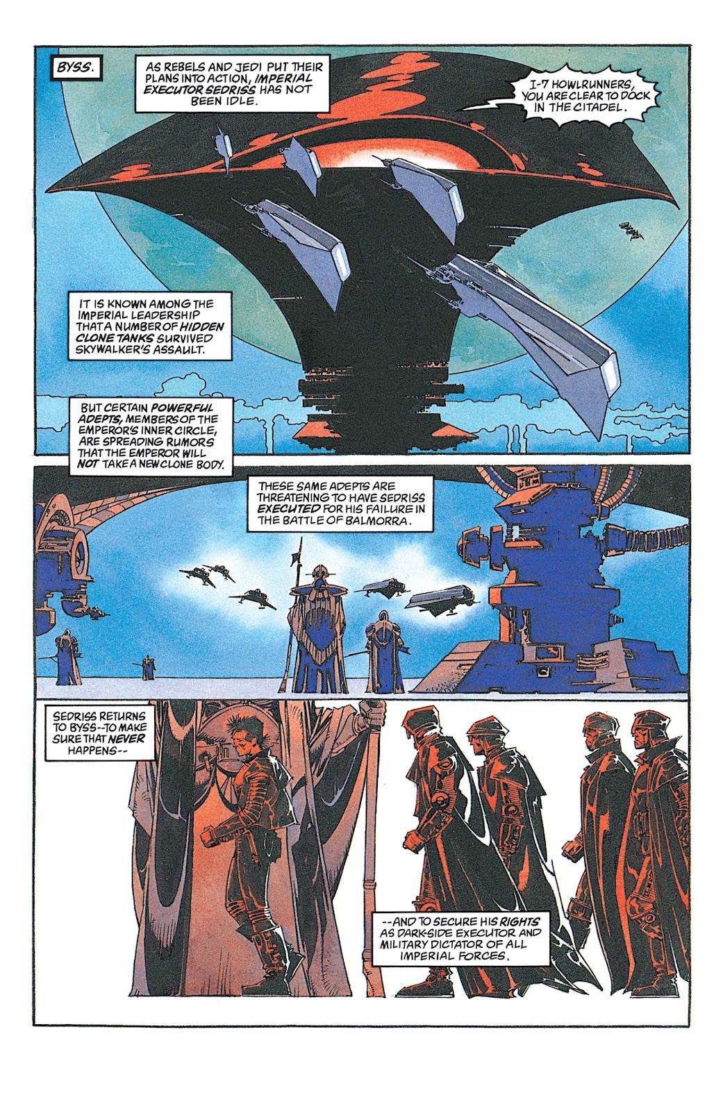 Read online Star Wars: Dark Empire Trilogy comic -  Issue # TPB (Part 2) - 77
