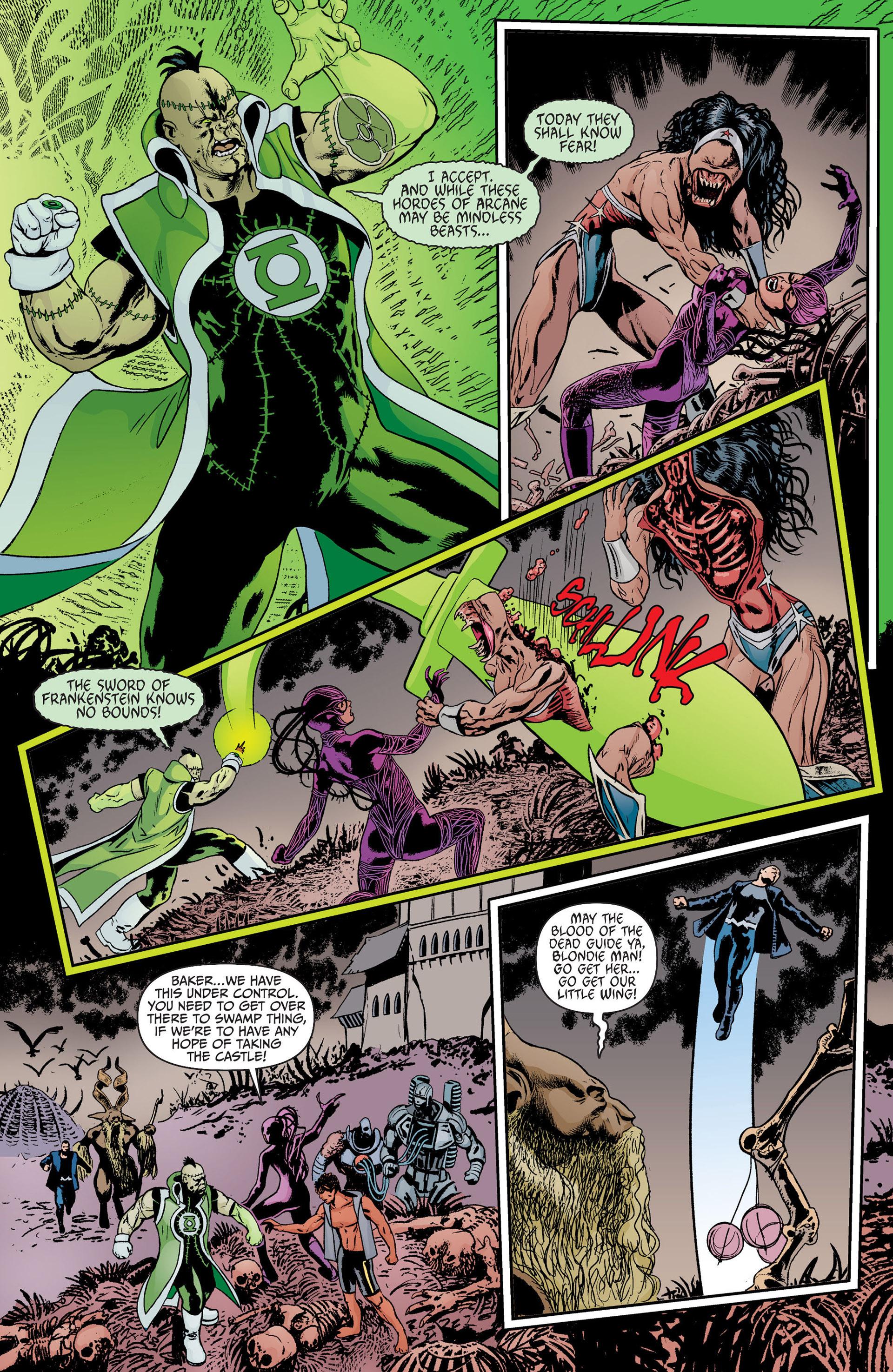 Read online Animal Man (2011) comic -  Issue #17 - 18