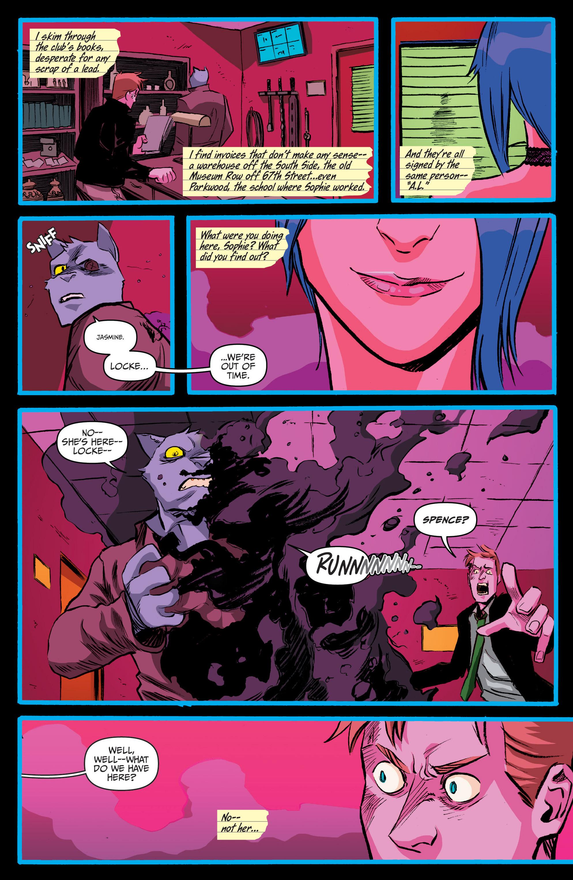 Read online Spencer & Locke comic -  Issue #2 - 12
