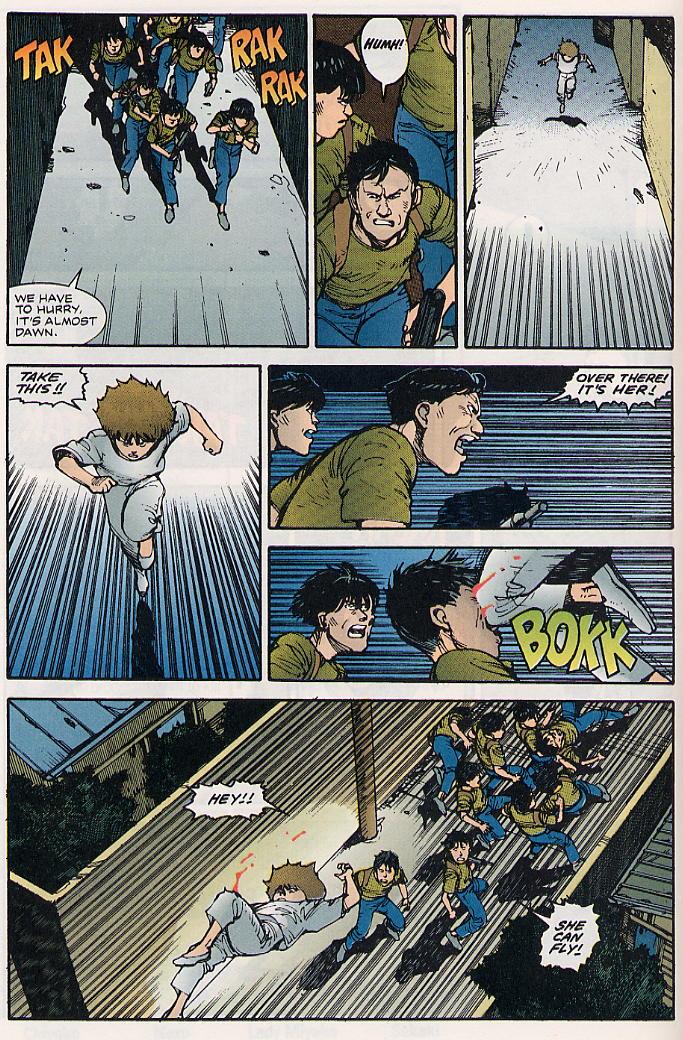 Read online Akira comic -  Issue #15 - 9