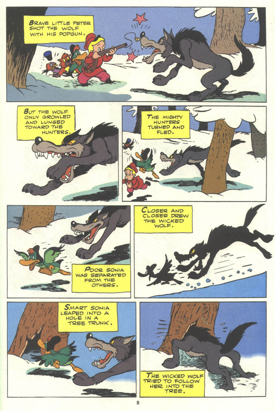 Walt Disney's Comics and Stories issue 575 - Page 45