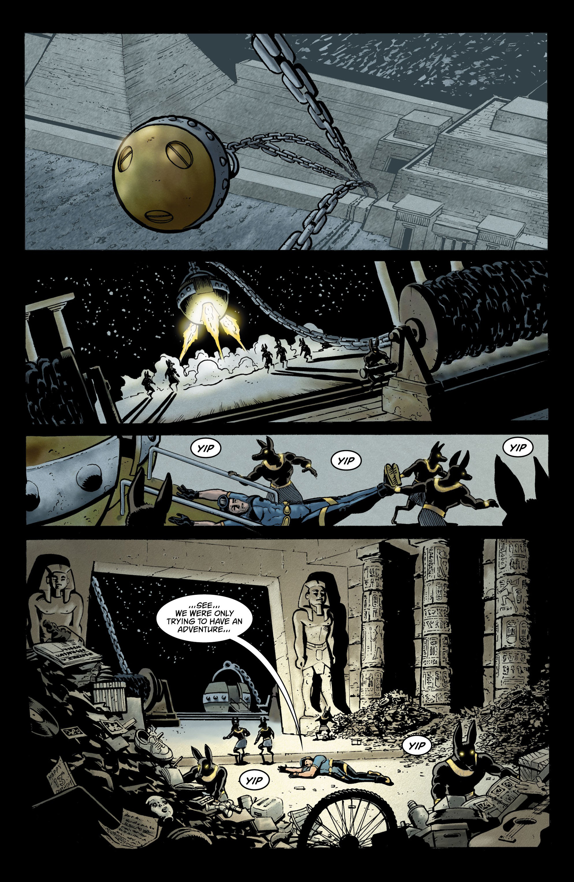 Read online Seaguy comic -  Issue #3 - 9